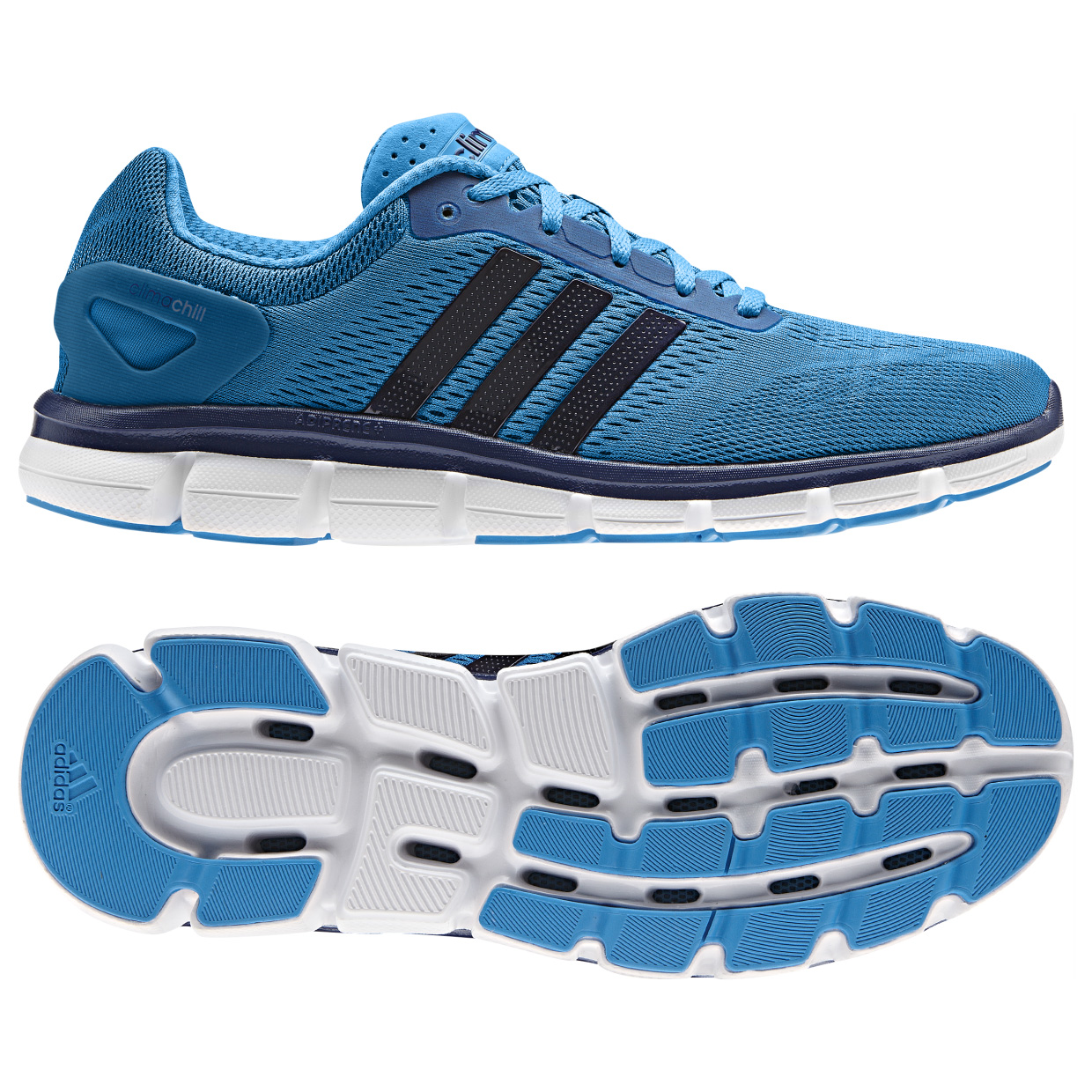 Adidas Climachill Ride Trainers Blue