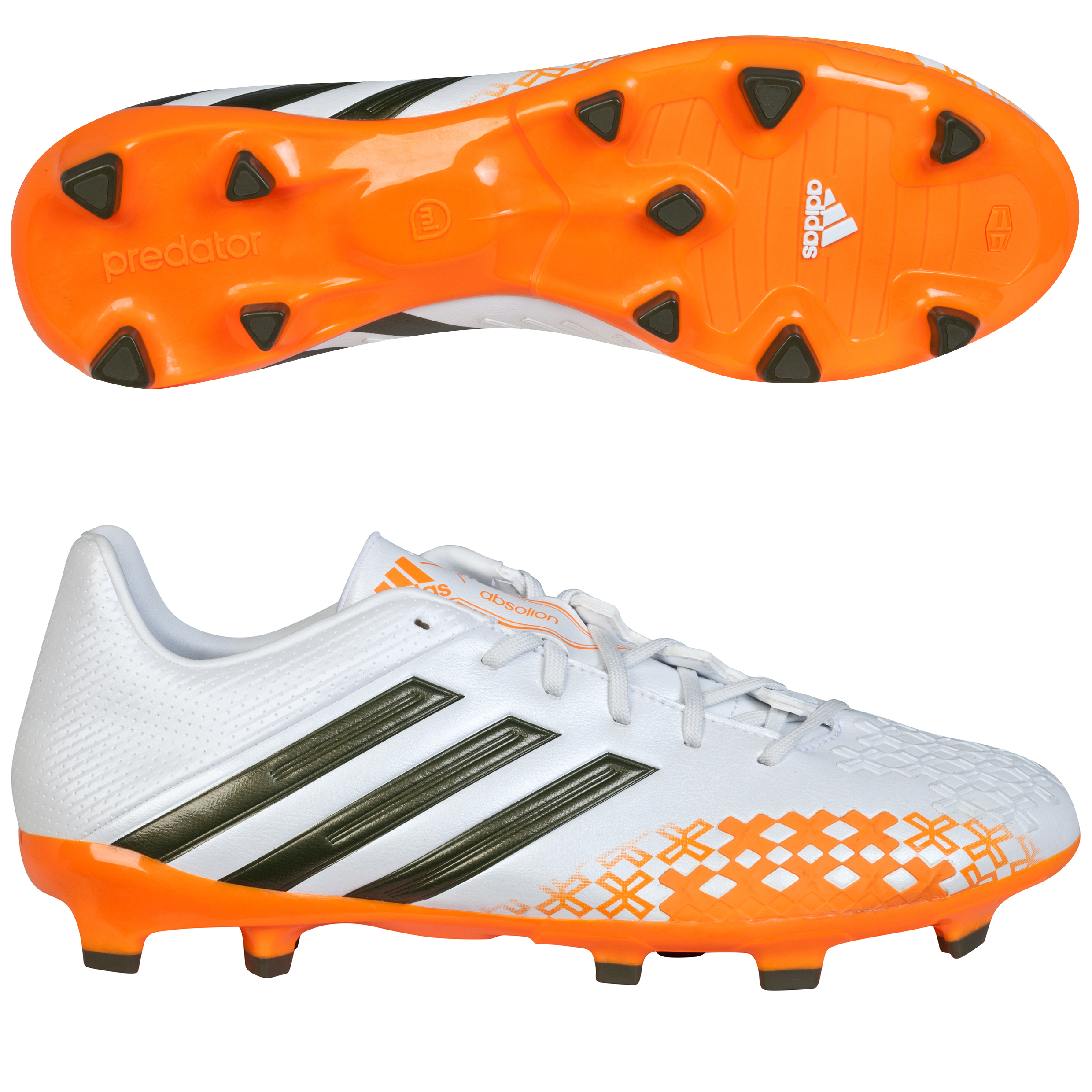 adidas P Absolion LZ TRX Firm Ground Football Boots White