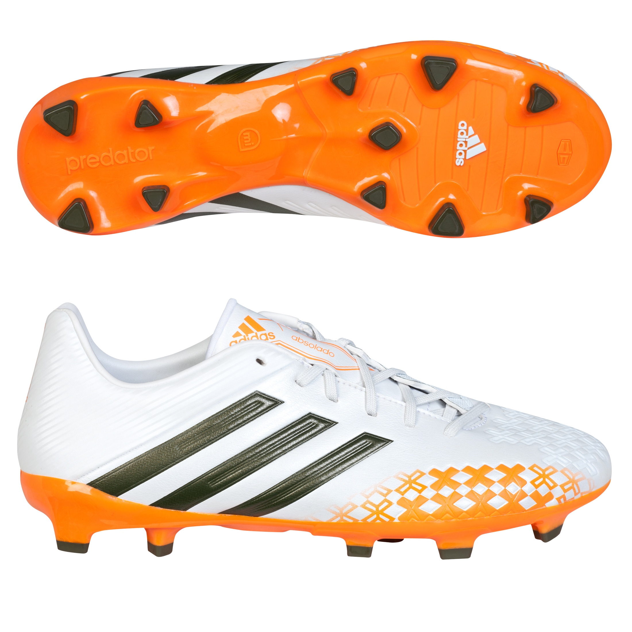 adidas P Absolado LZ TRX TRX Firm Ground Football Boots White