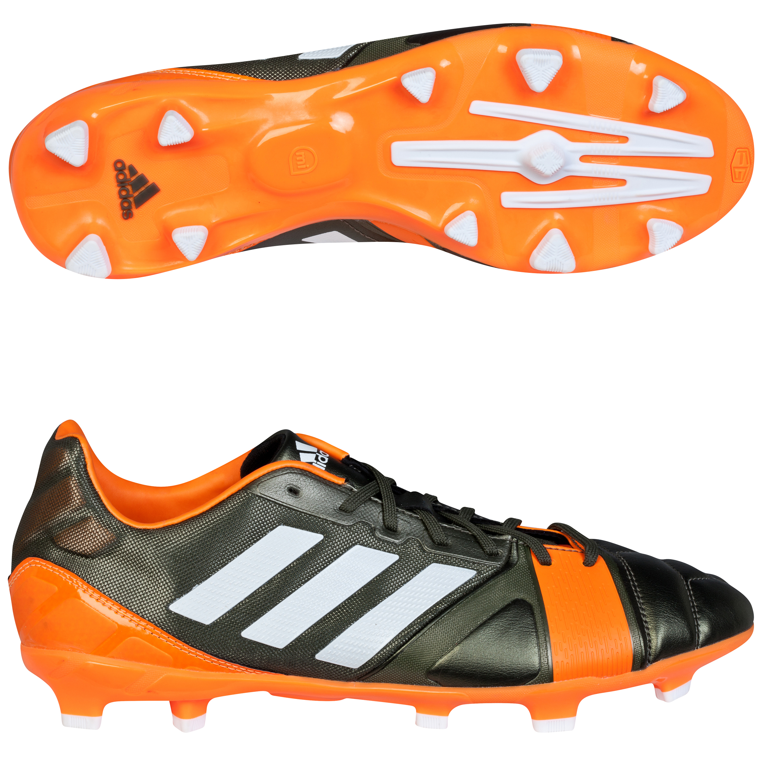 adidas Nitrocharge 2.0 TRX Firm Ground Football Boots Dk Green