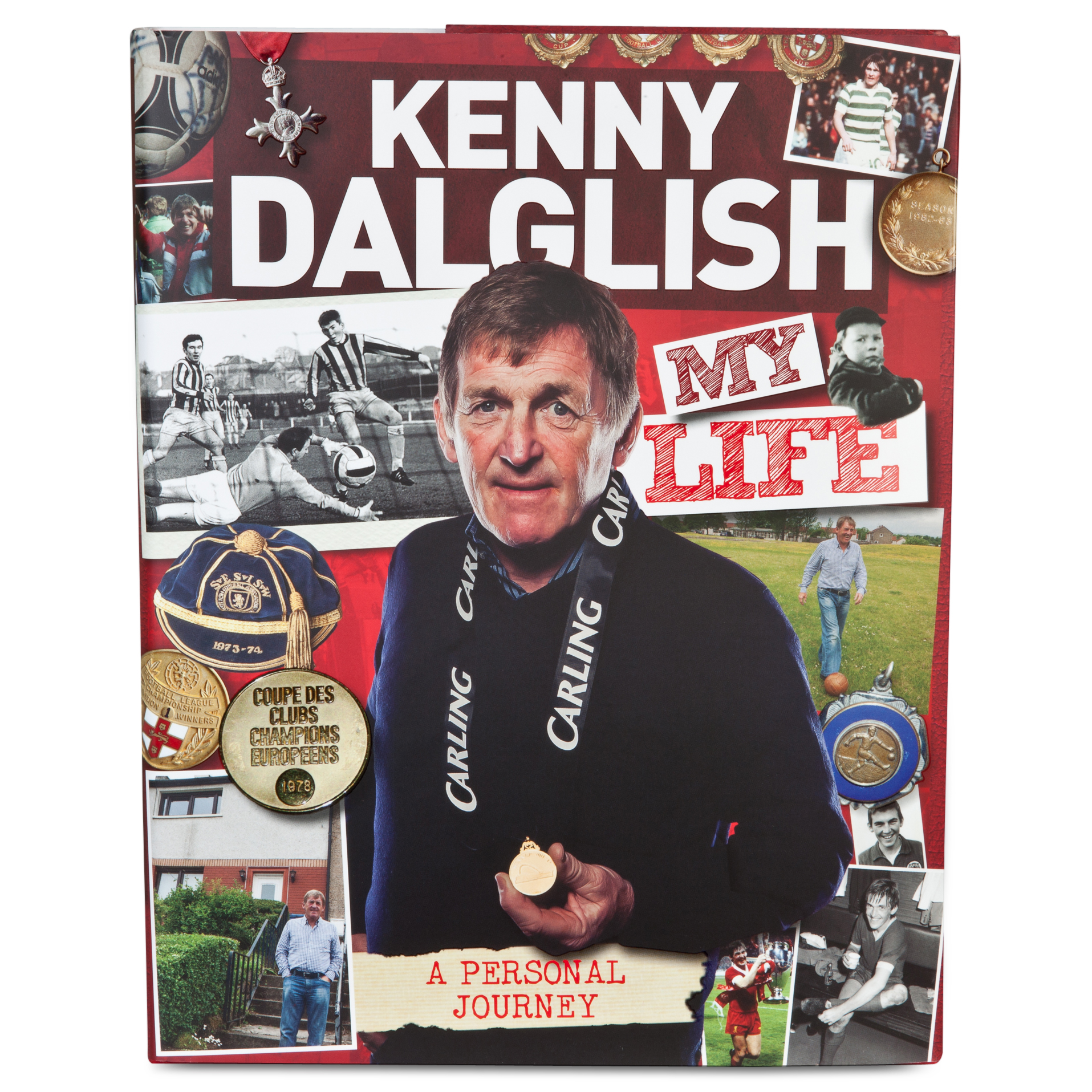 Celtic Kenny Dalglish Book