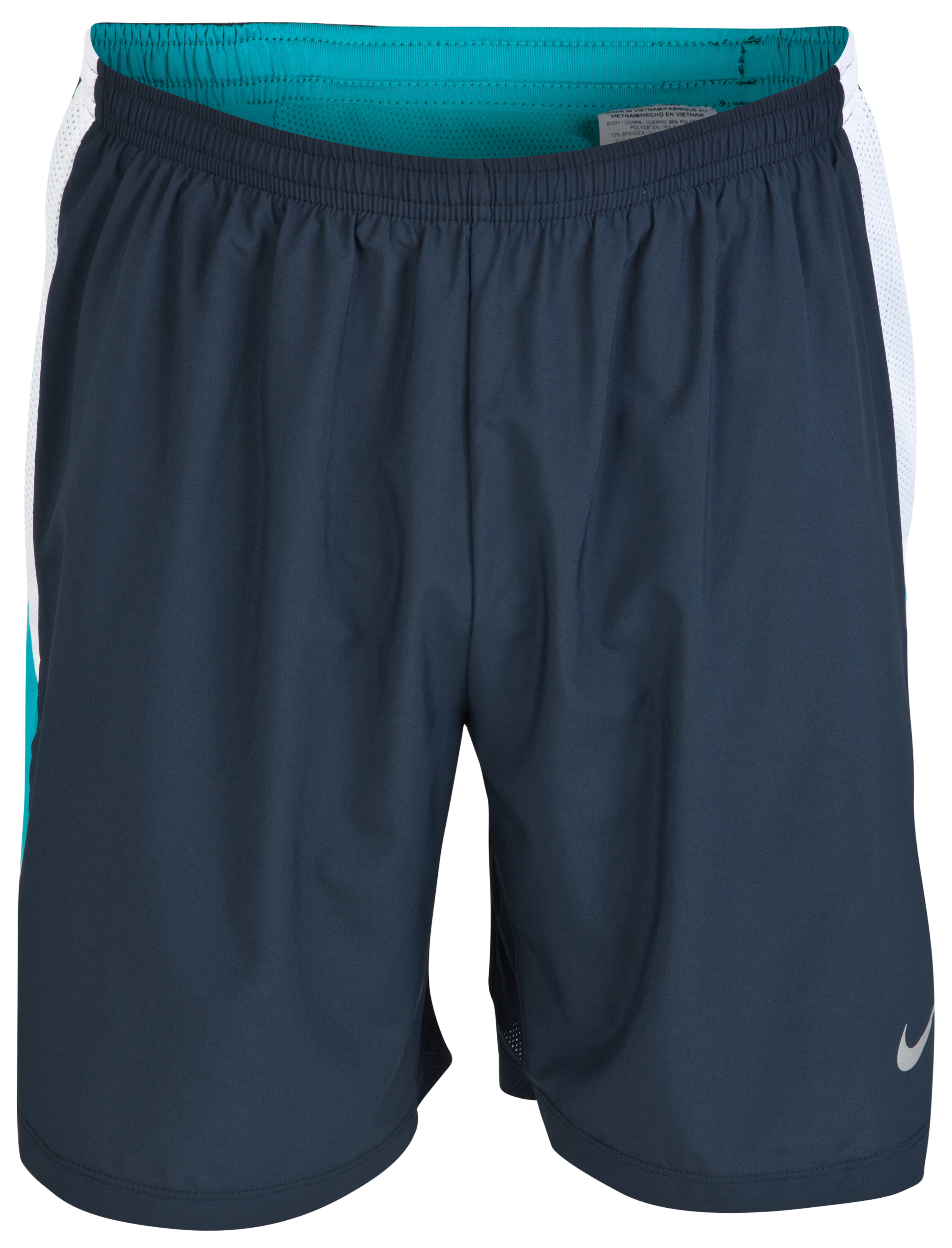 Nike 7 Pursuit 2-In-1 Short Navy