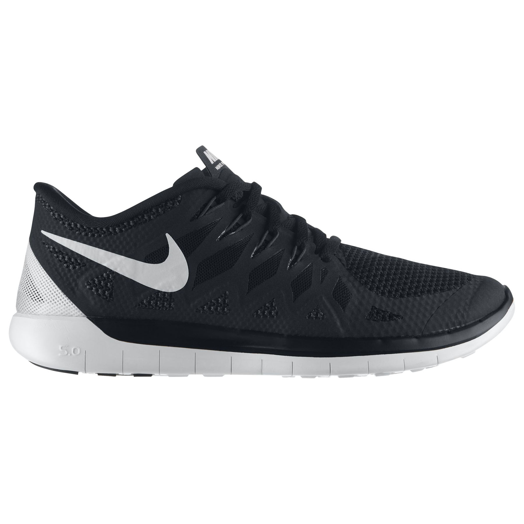 Nike Free 5.0 14 Trainers Black