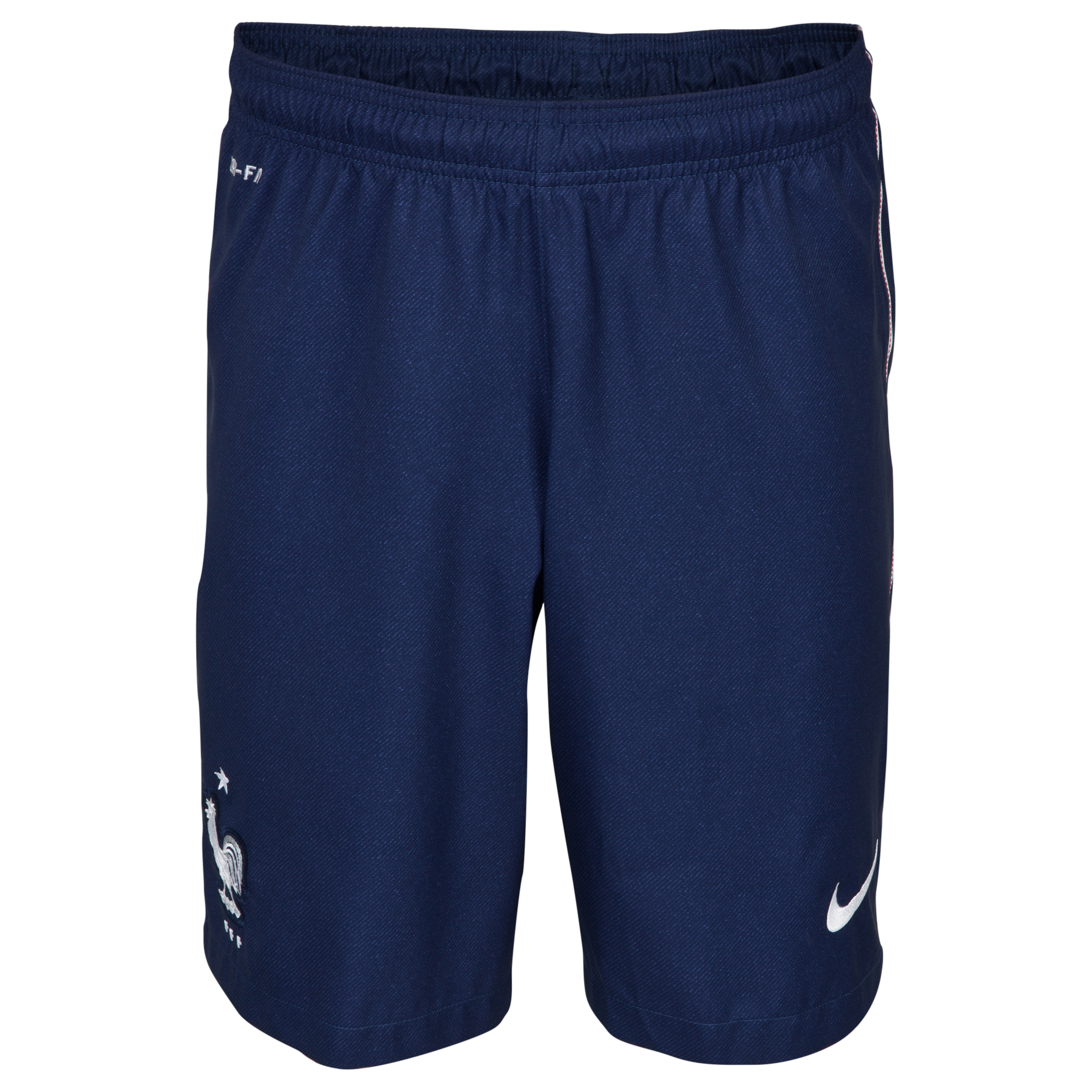 France Away Shorts 2014 - Kids Navy