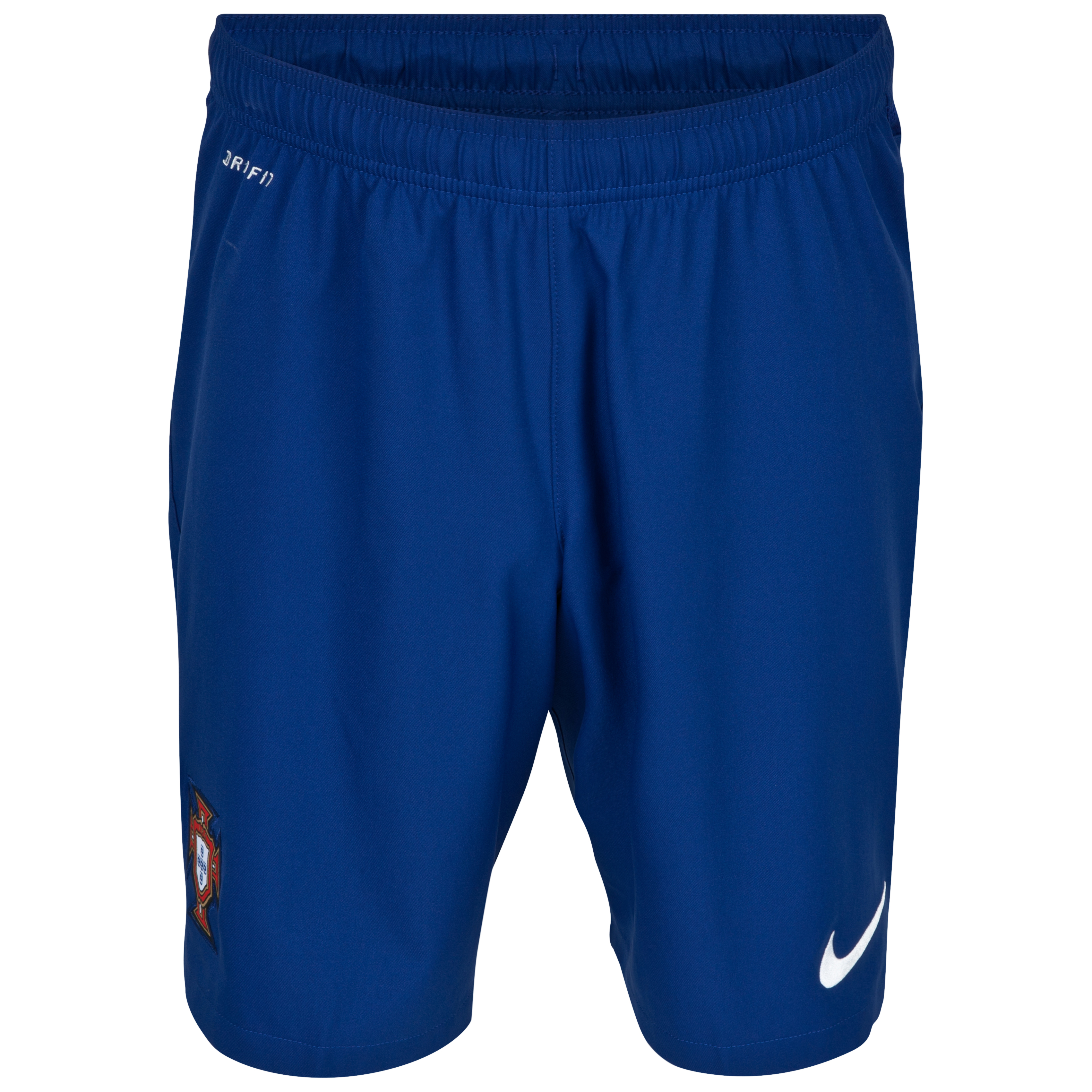 Portugal Away Shorts 2014 - Kids Royal Blue