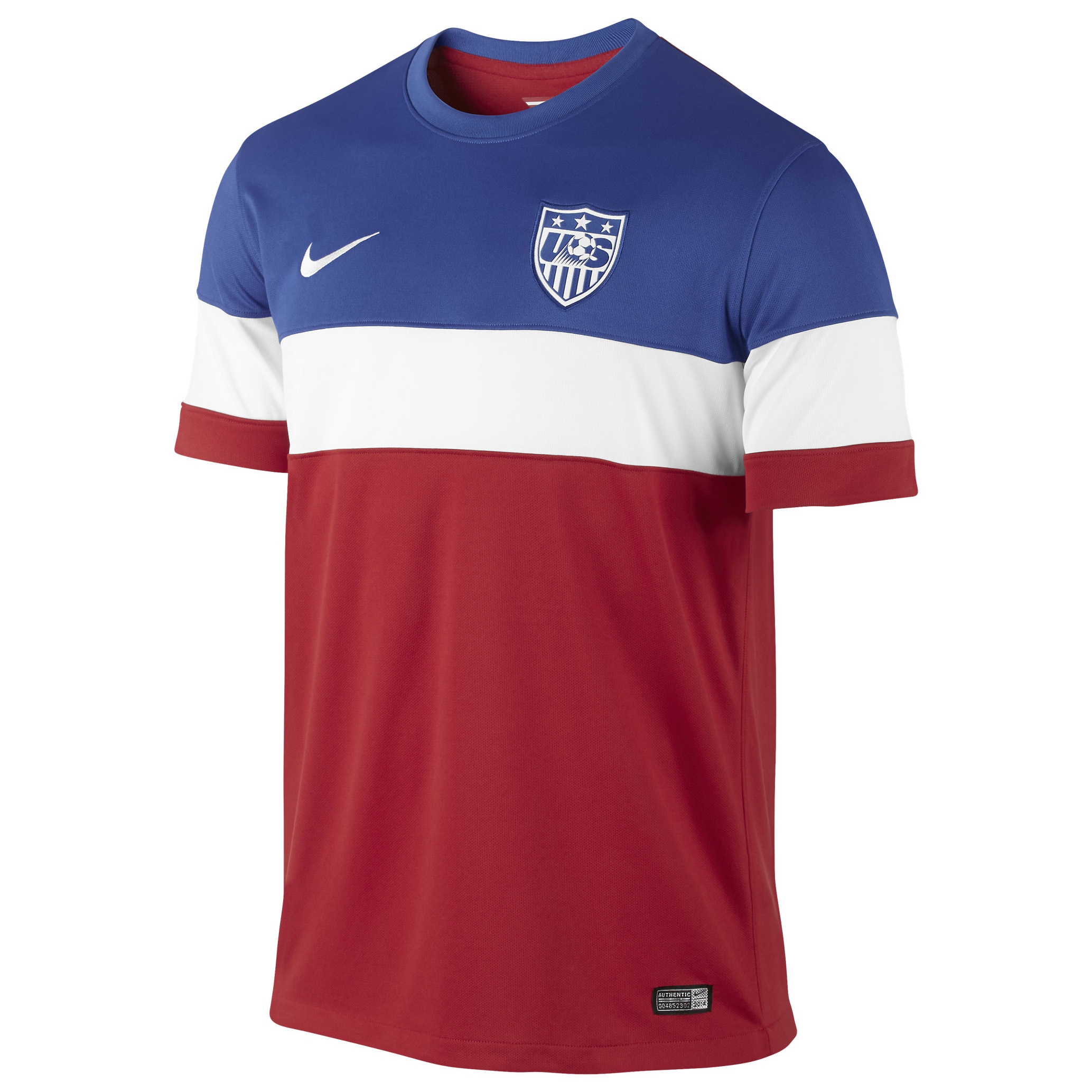 USA Away Shirt 2014/15 Red