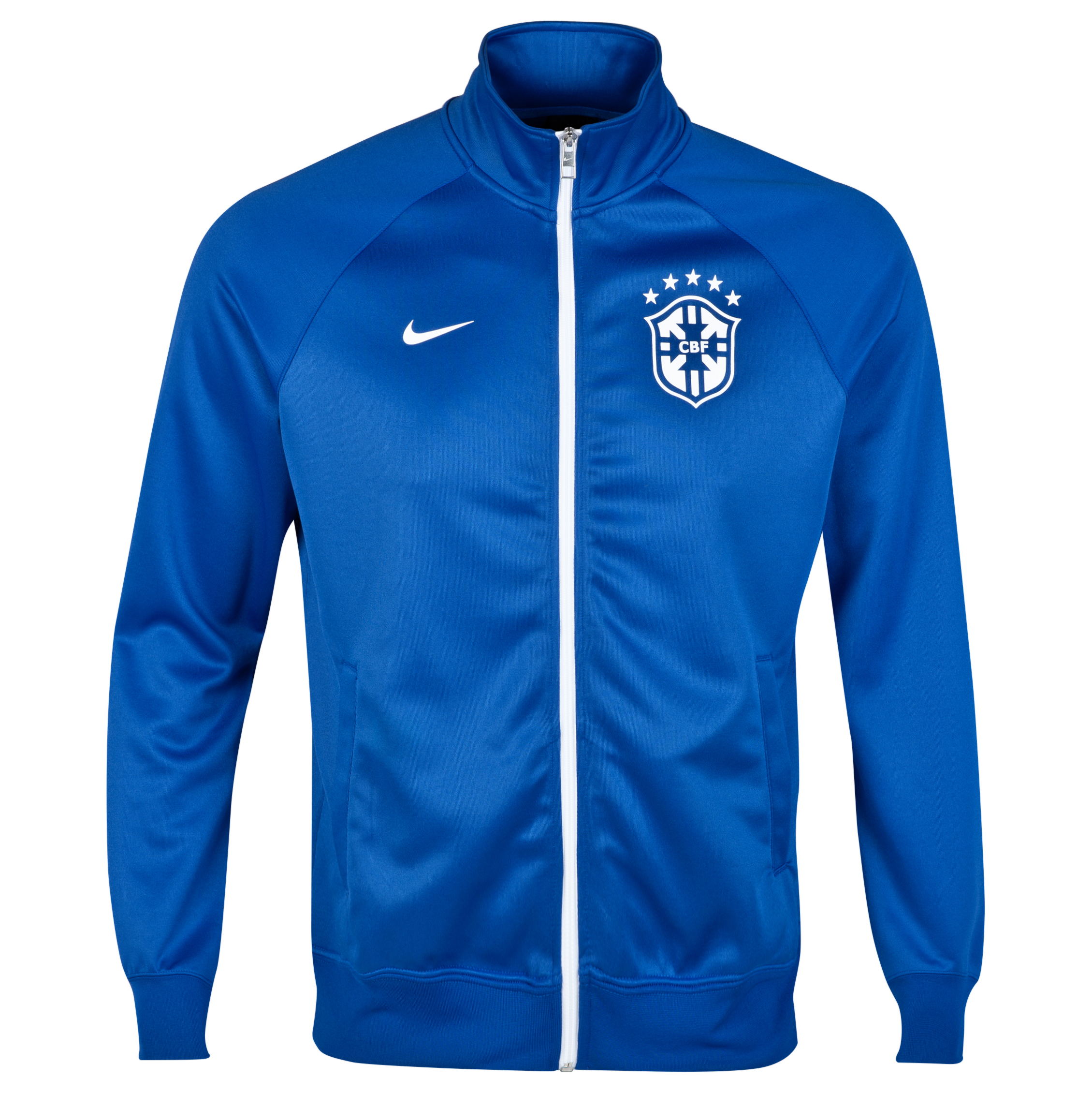 Brazil Core Trainer Jacket