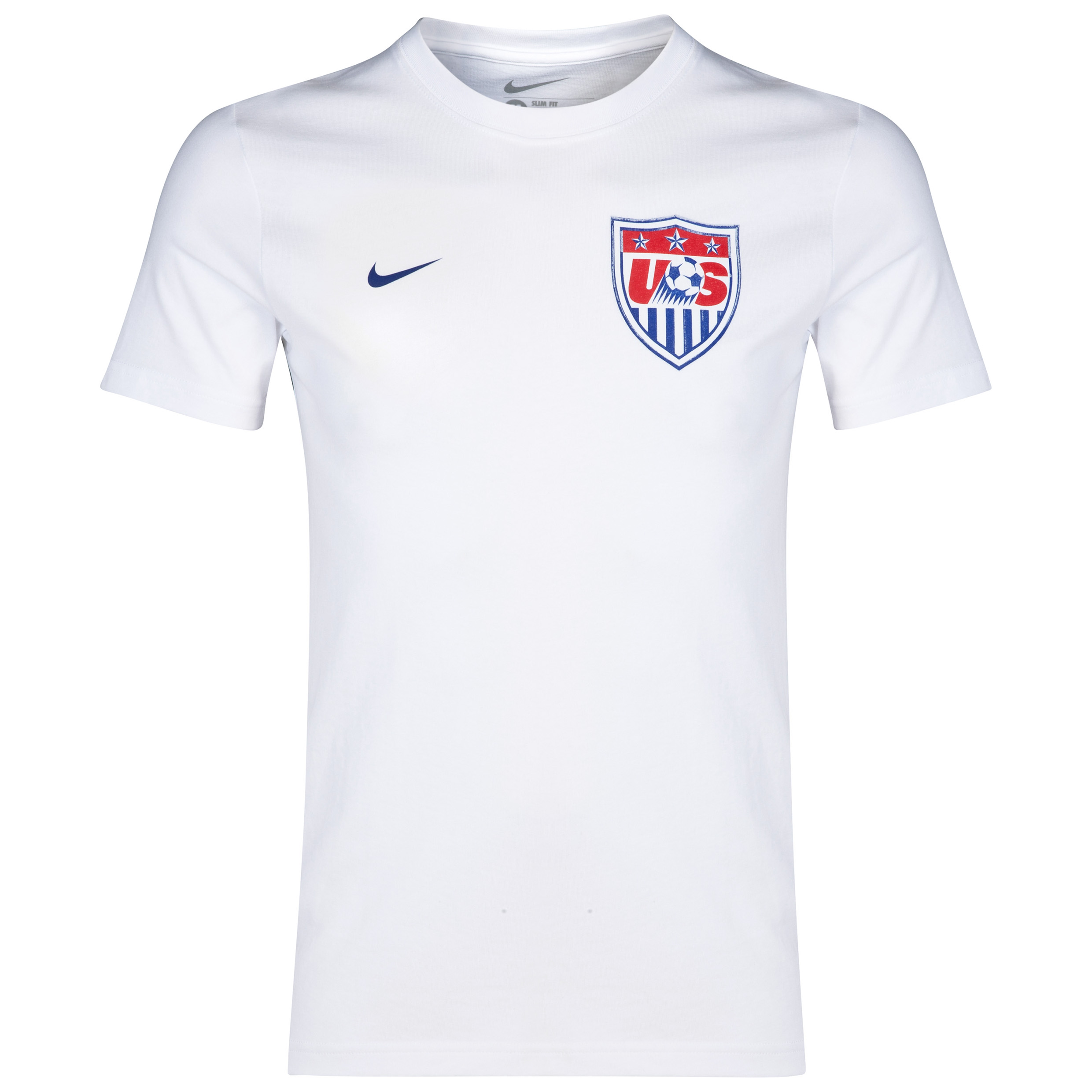 USA Core T-Shirt White
