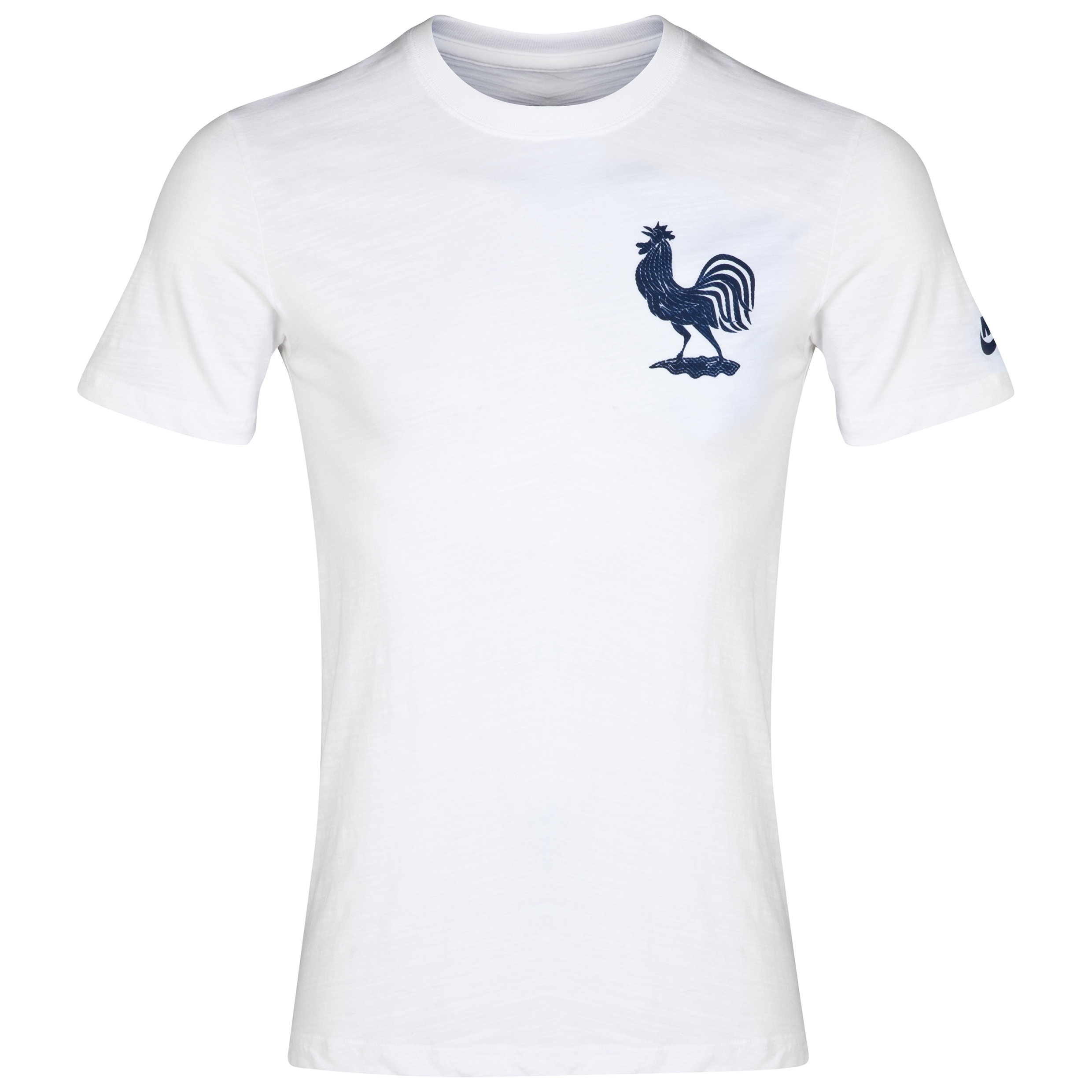 France Covert T-Shirt White