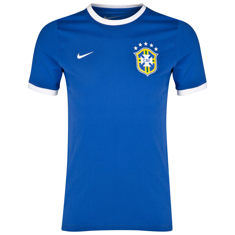 Brazil Core Ringer T-Shirt