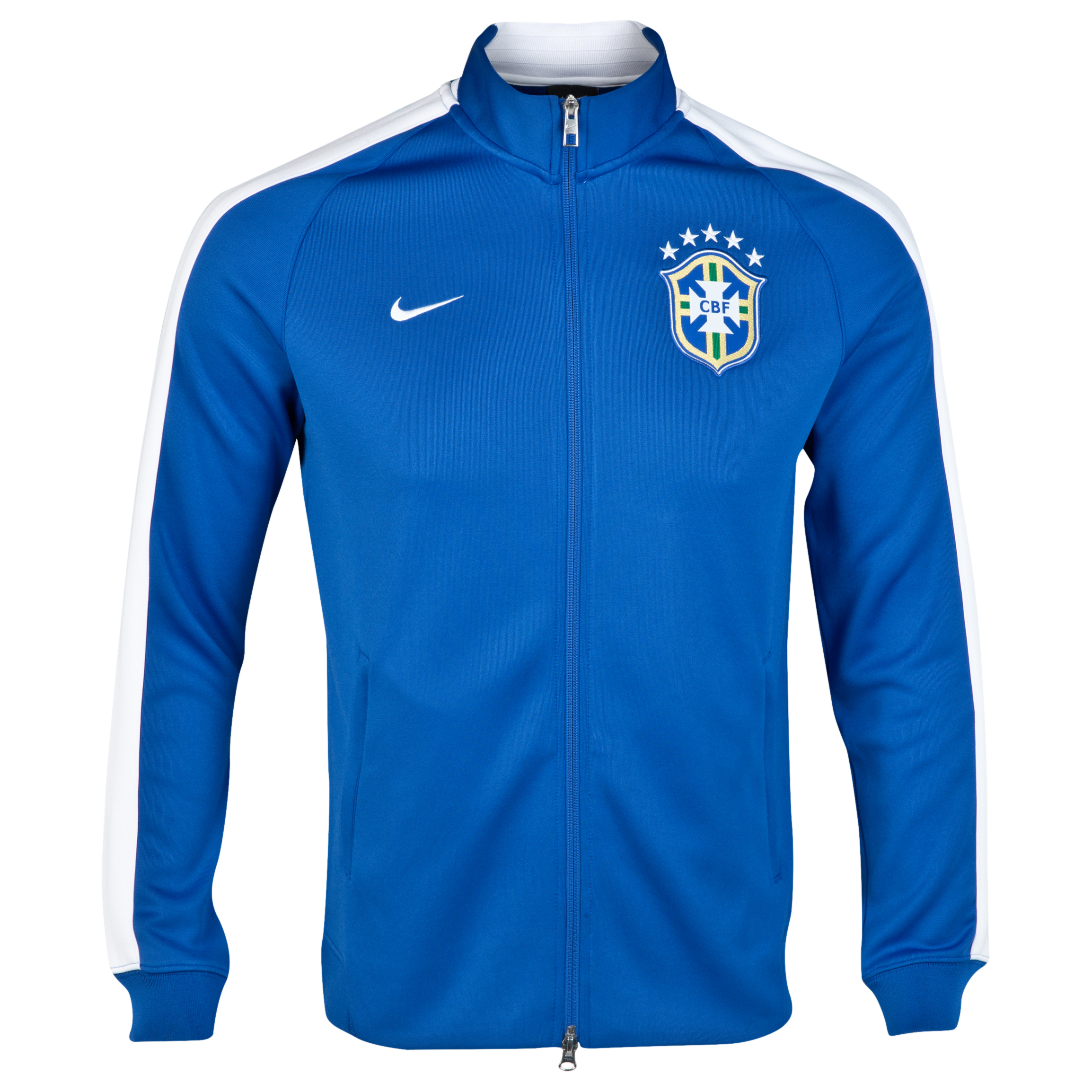 Brazil N98 Authentic Track Jacket - Kids
