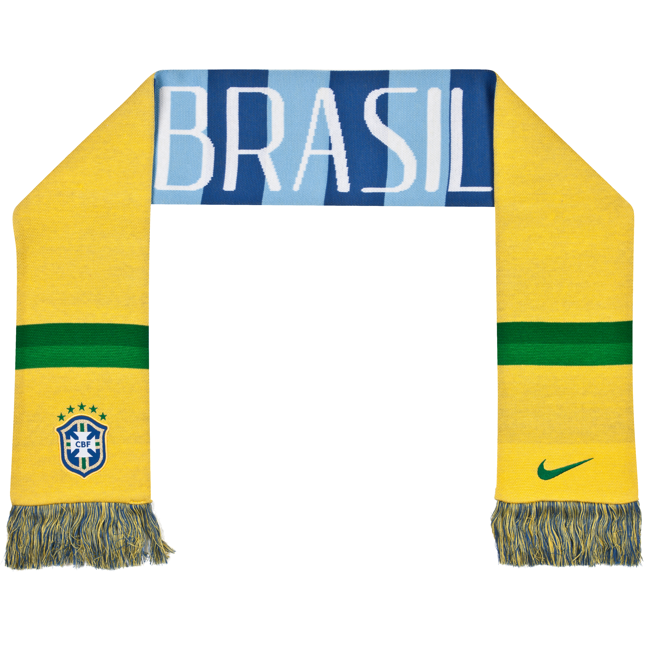 Brazil Supporters Scarf