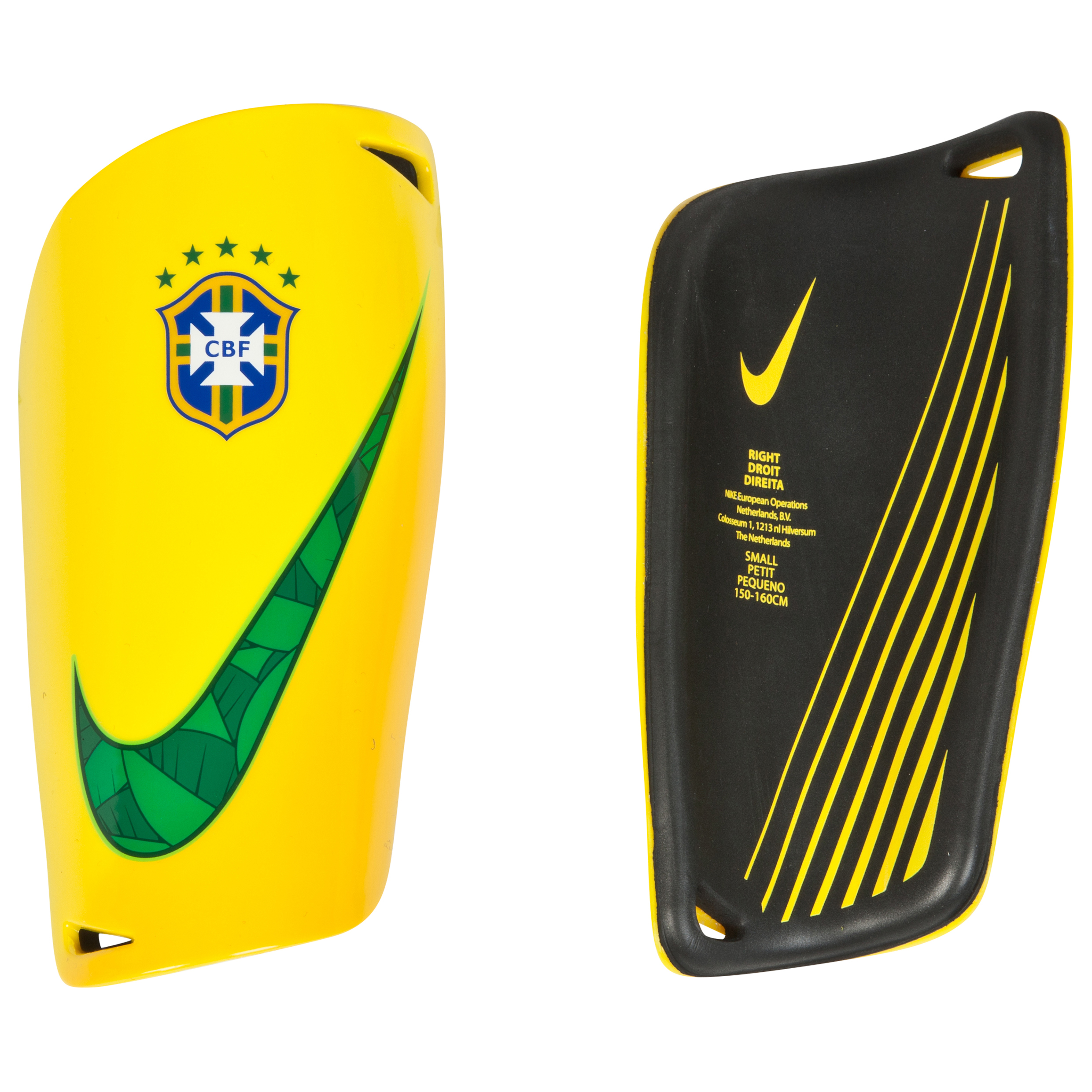 Brazil Mercurial Lite Shinguards