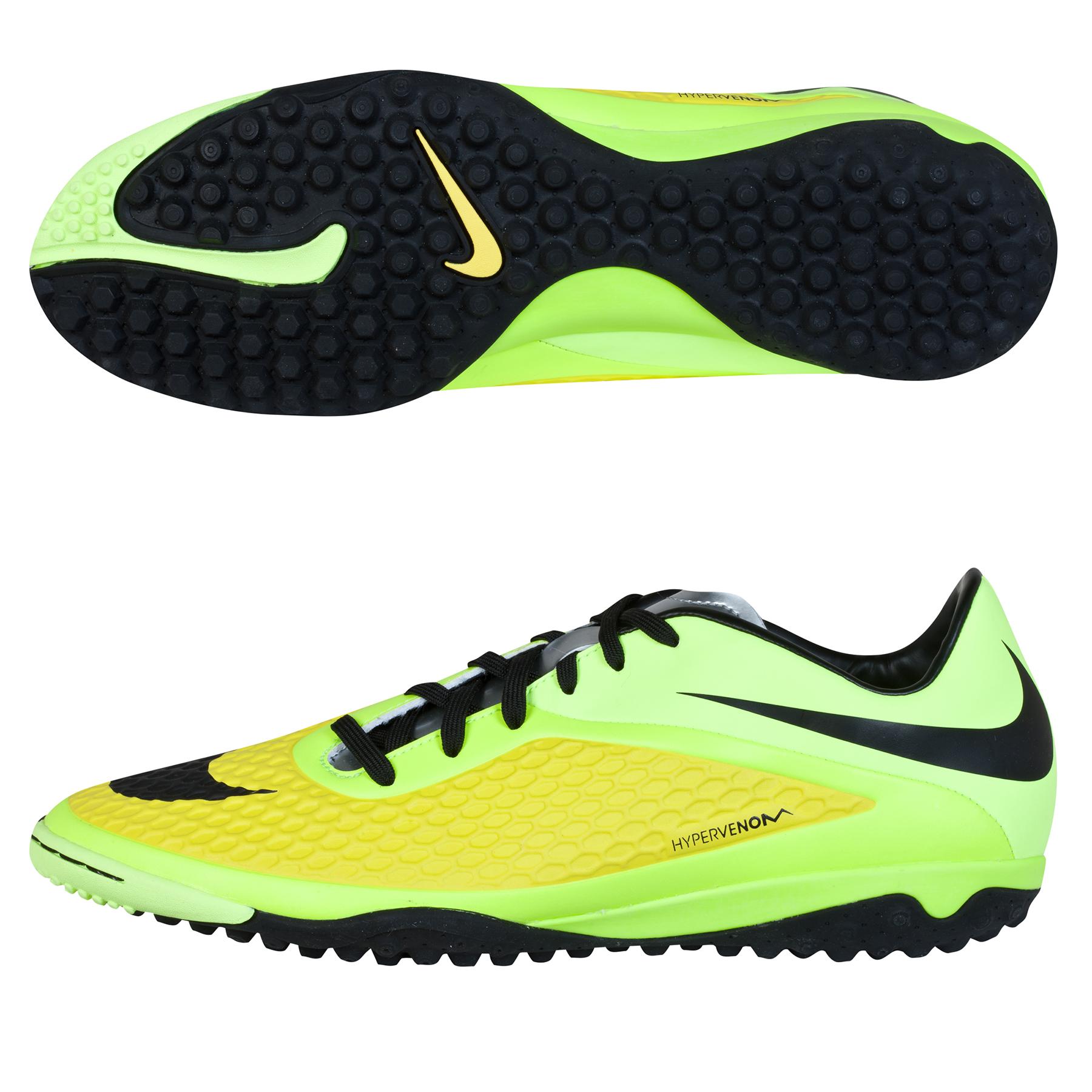 Nike Hypervenom Phade Astroturf Yellow