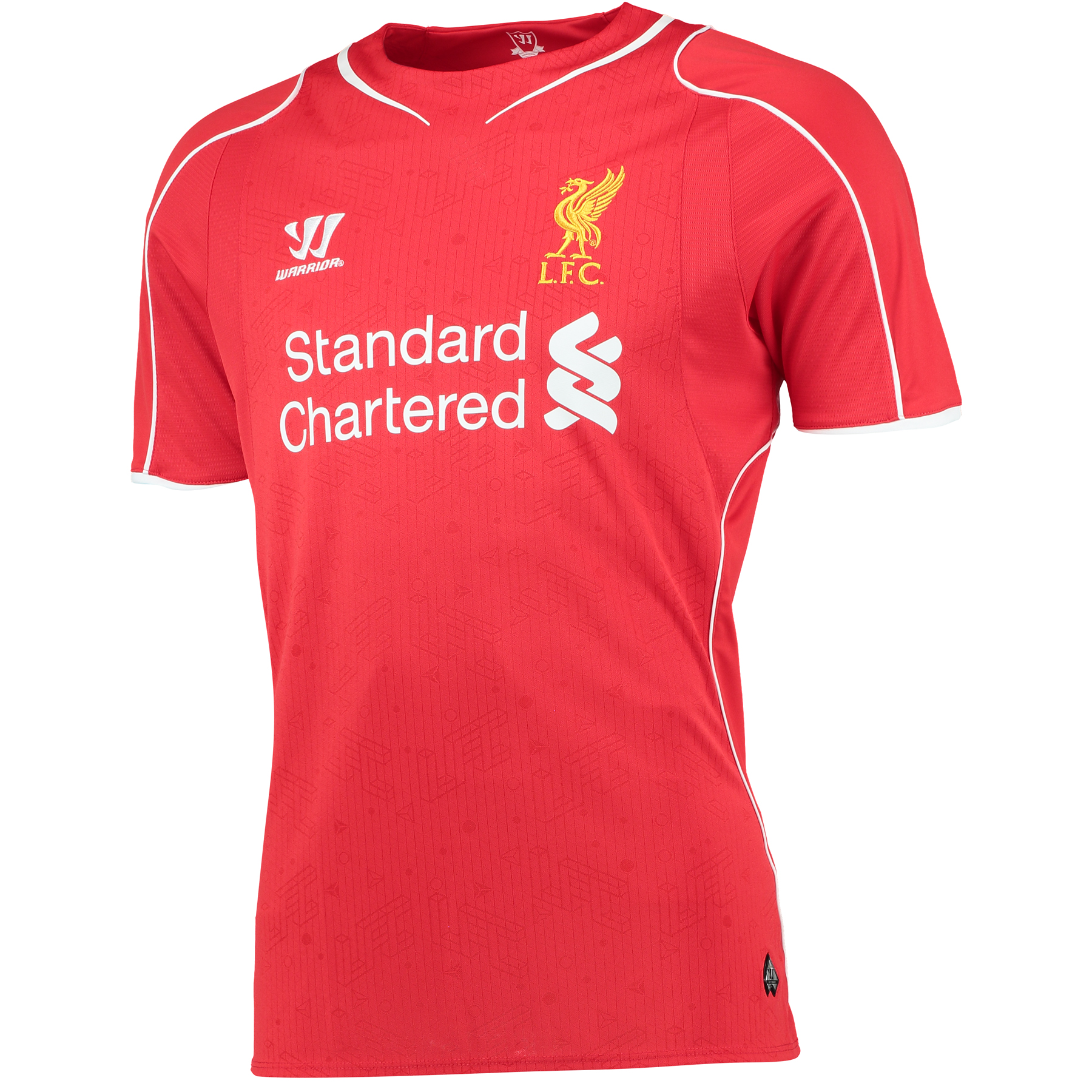 Liverpool Home Shirt 2014/15 Red