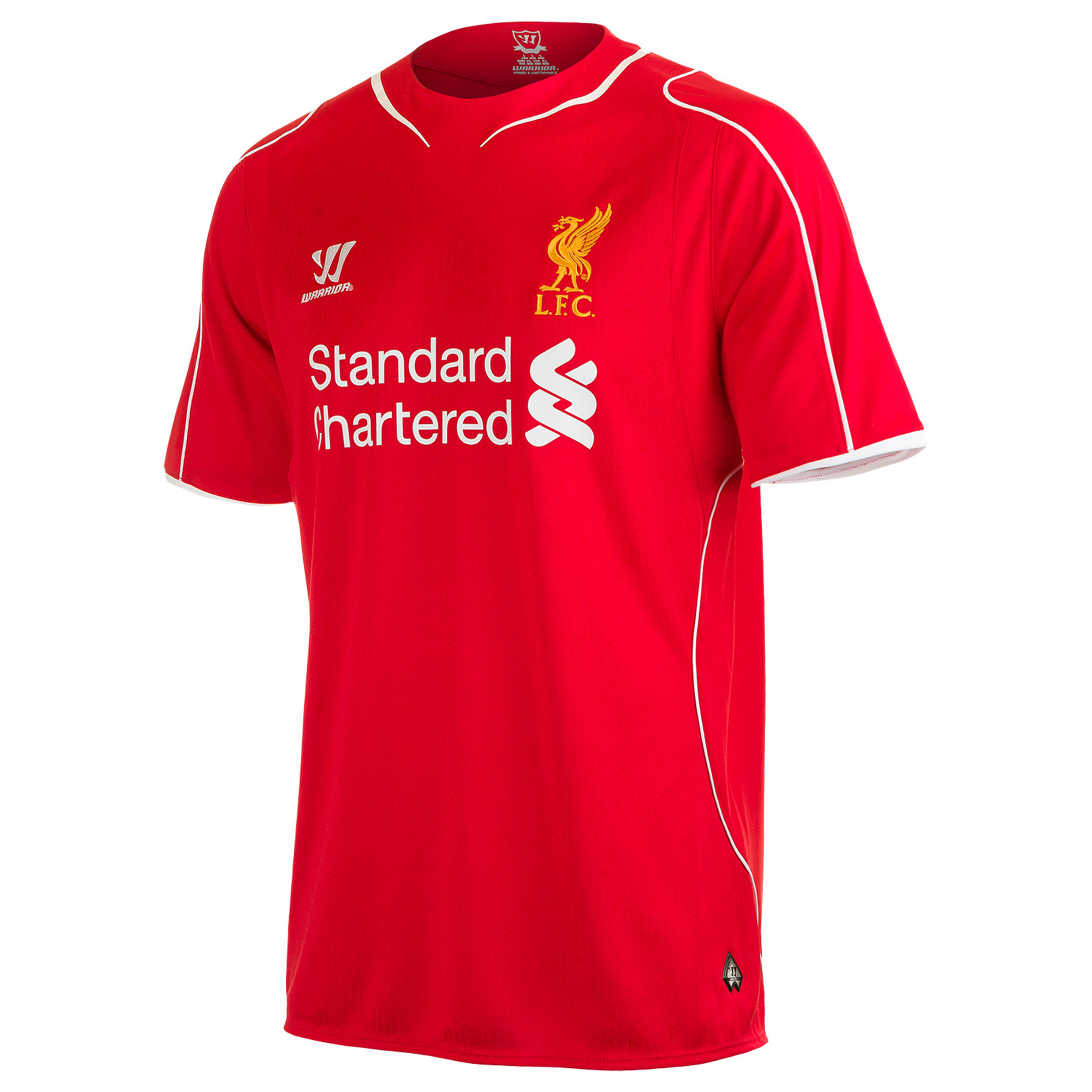 Liverpool Home Shirt 2014/15 Kids Red