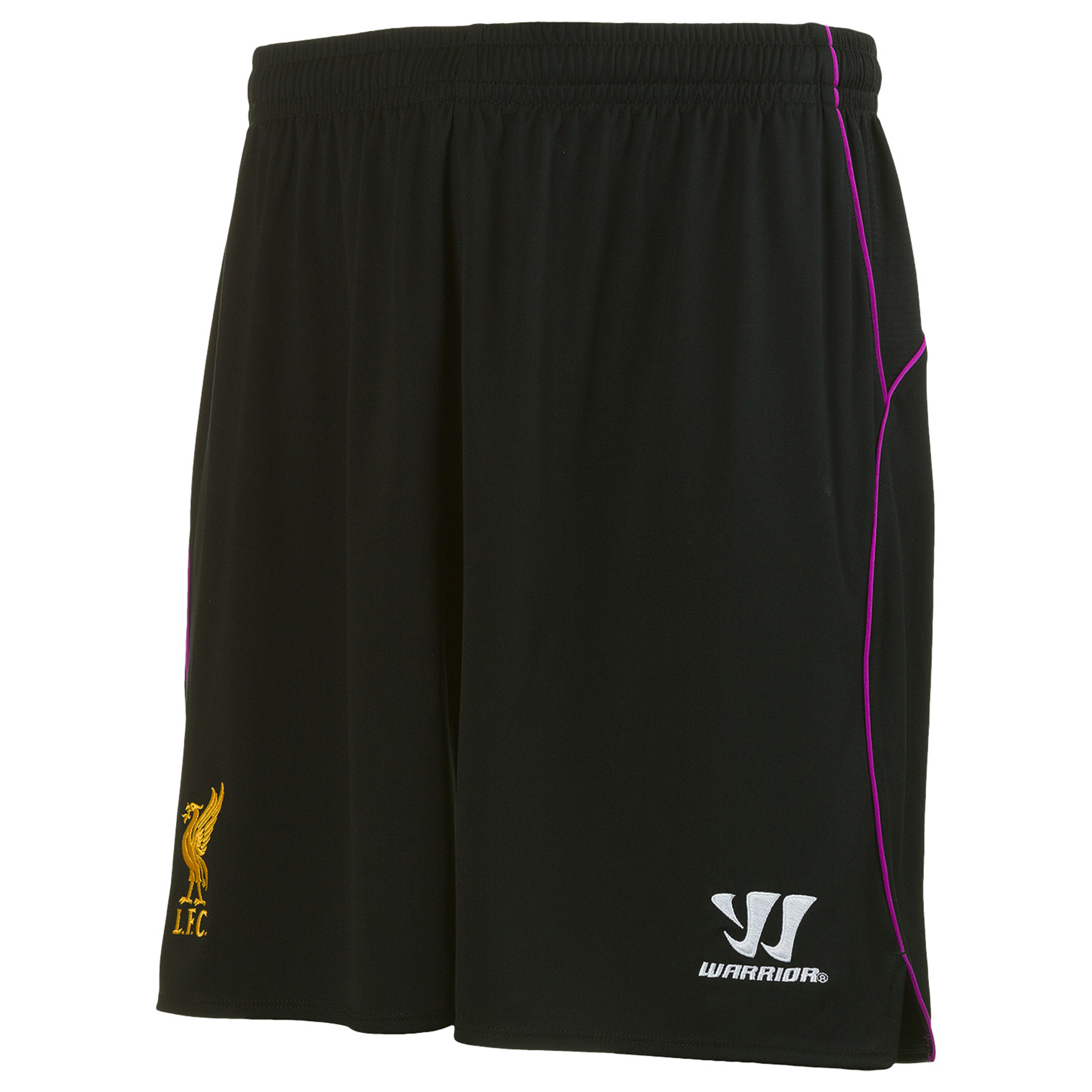Liverpool Home Goalkeeper Shorts 2014/15 - Kids Black