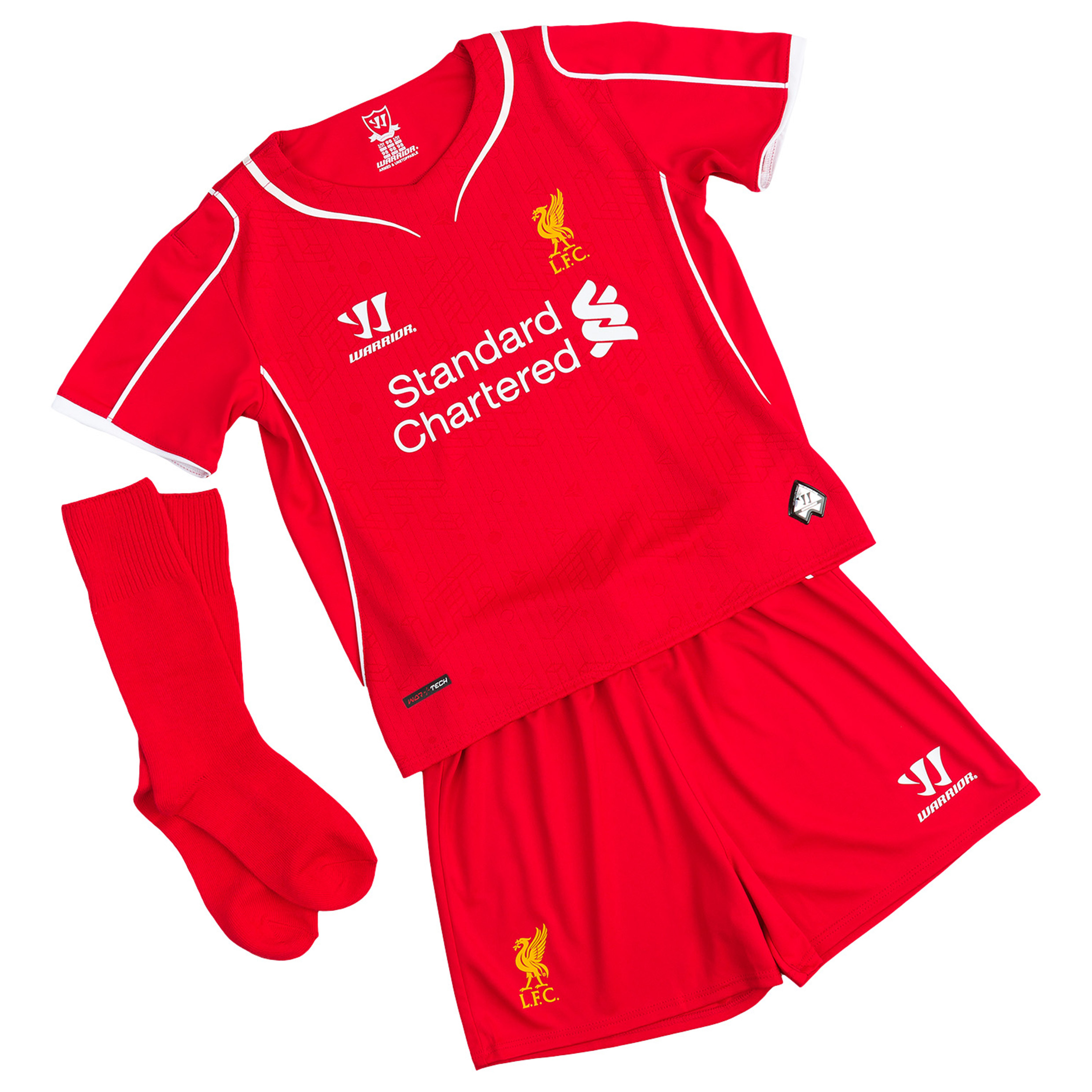Liverpool Home Infant Kit 2014/15 Red
