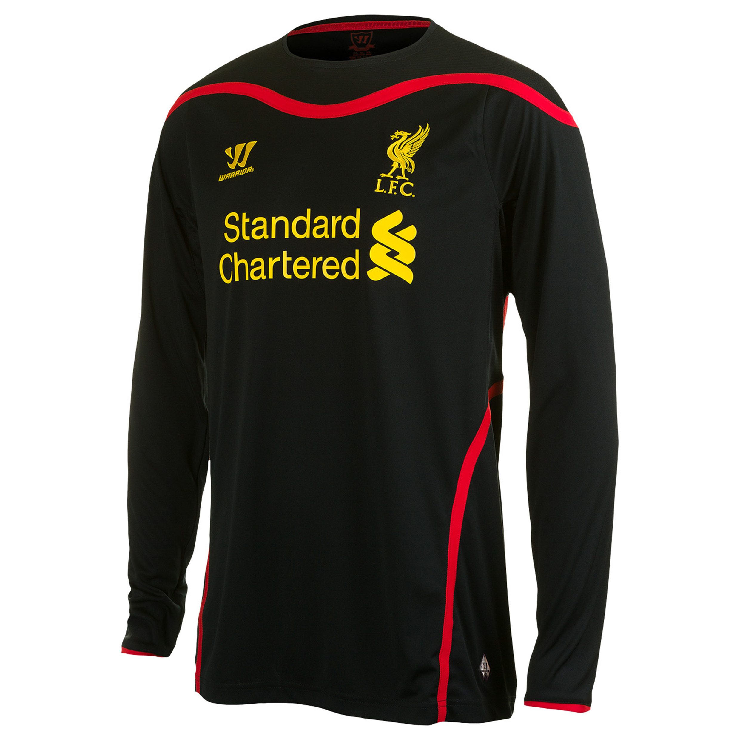Buy Liverpool Away Goalkeeper Kit 2014/15 Long Sleeve Kid