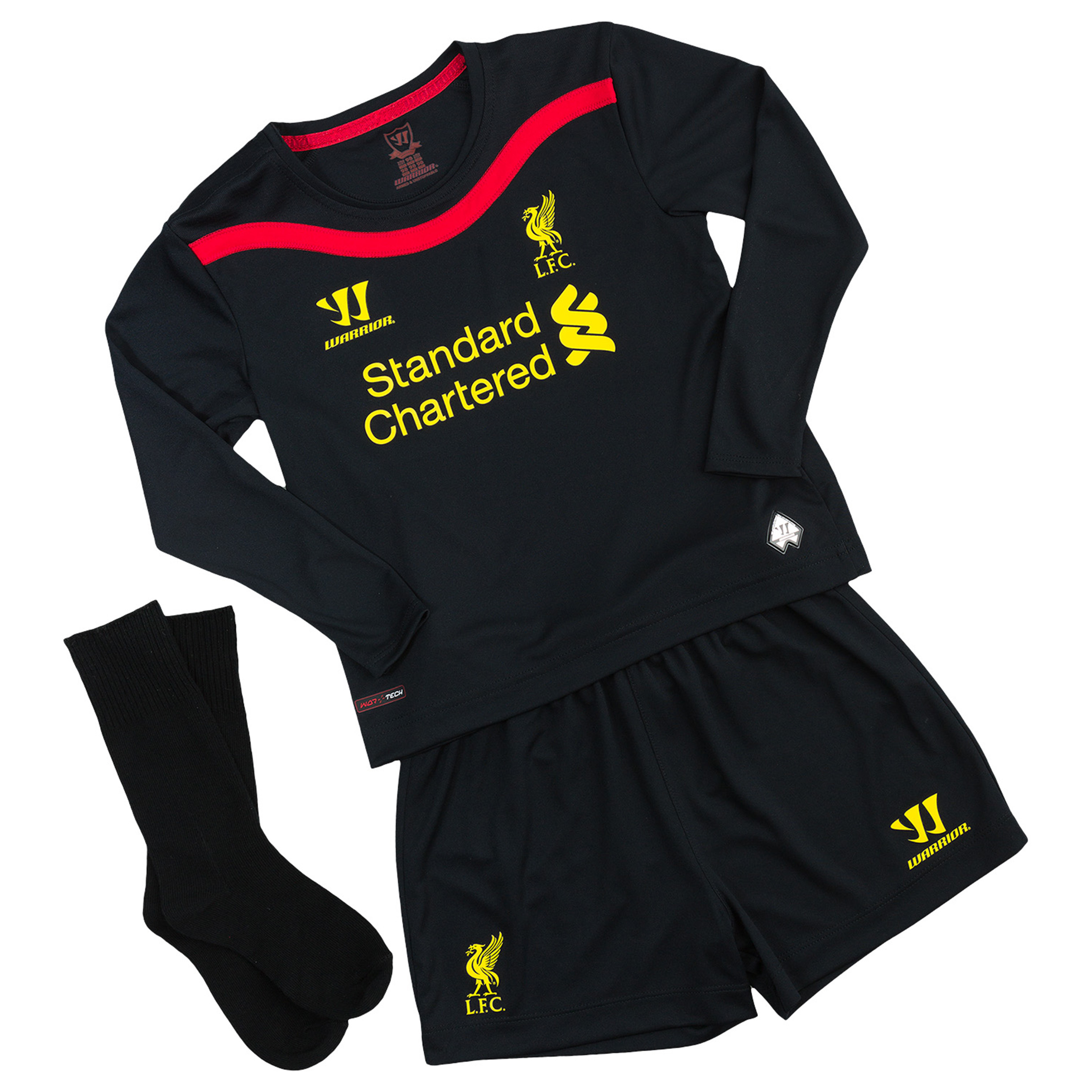 Buy Liverpool Away Goalkeeper Infant Kit 2014/15 Black