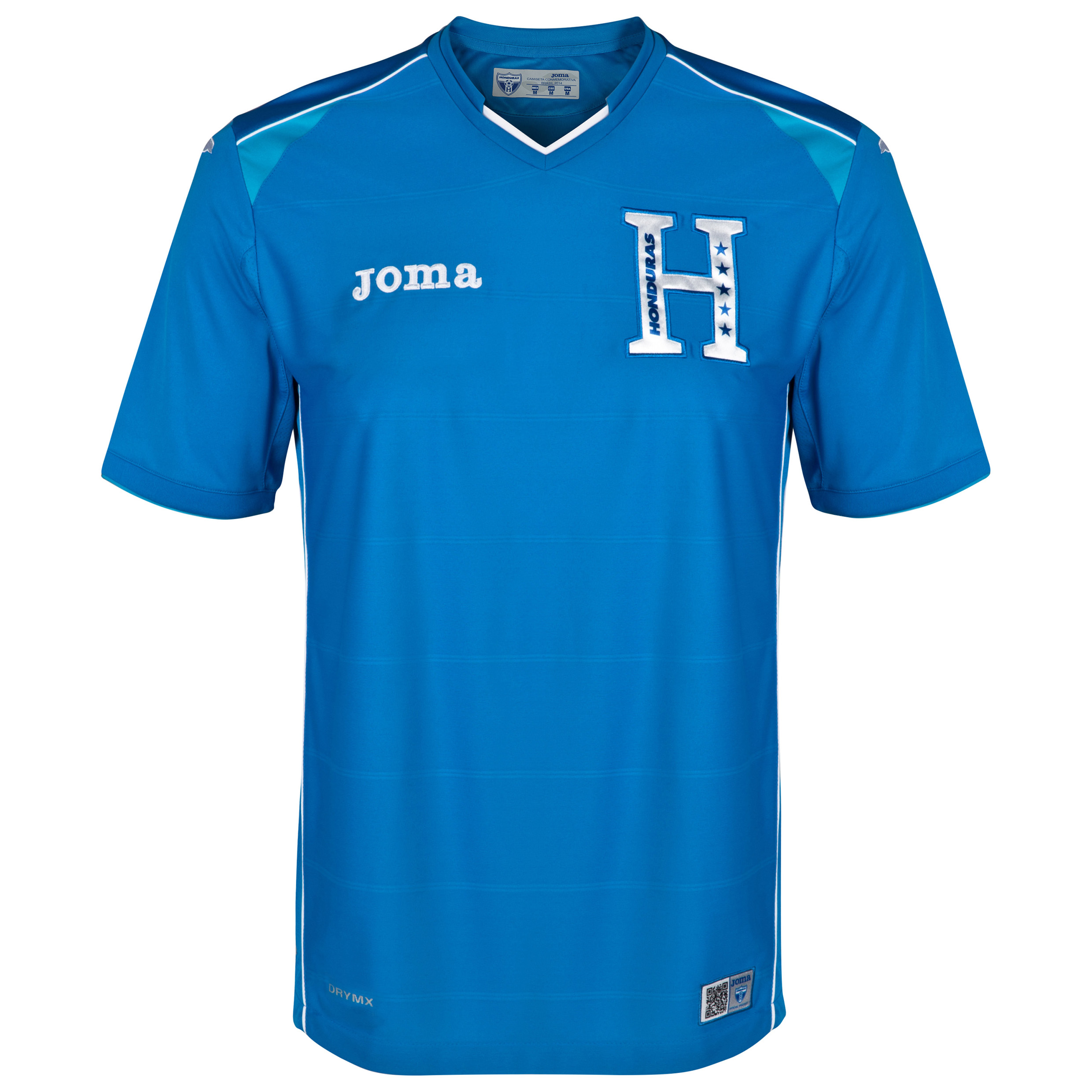 Honduras Away Shirt 2014 Blue