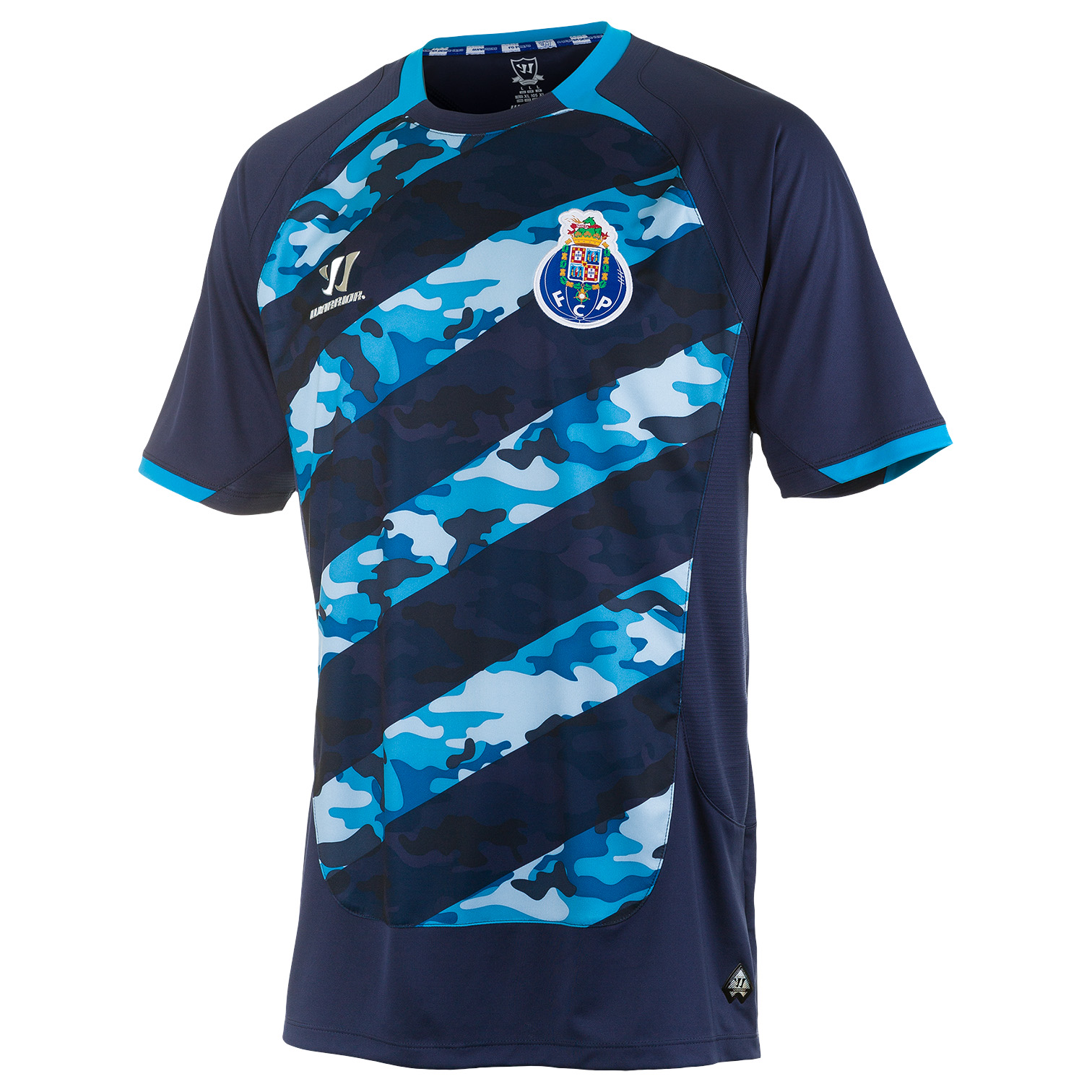 FC PORTO Away Shirt 2014/15 Blue