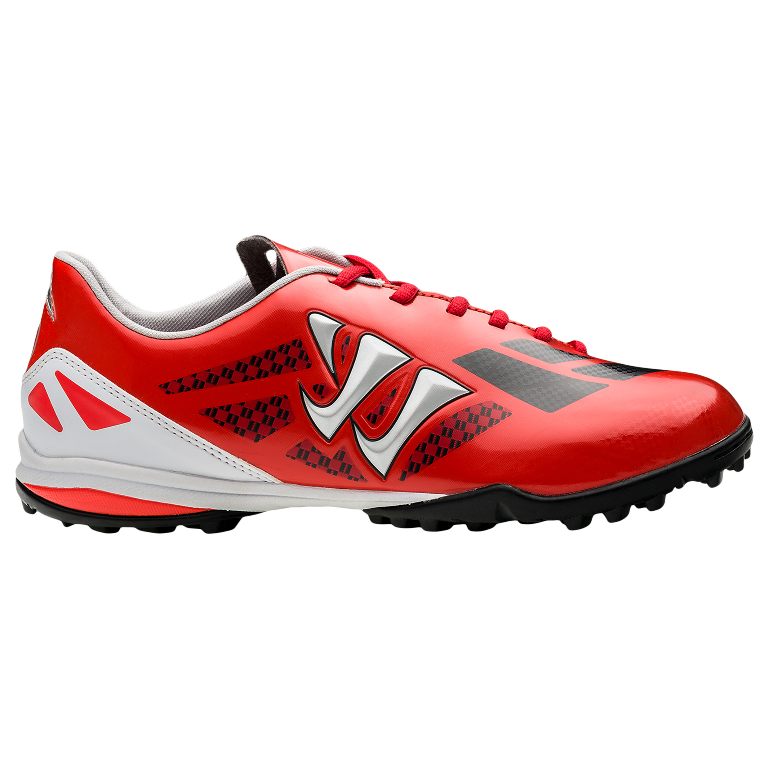 Warrior Gambler II Clash Astroturf Red