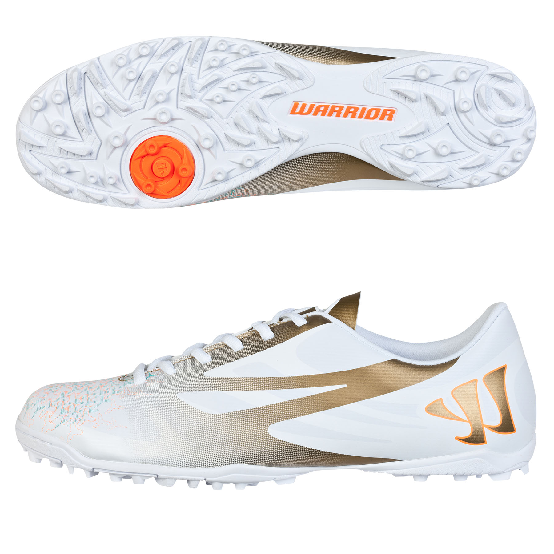 Warrior Superheat Combat Astroturf White