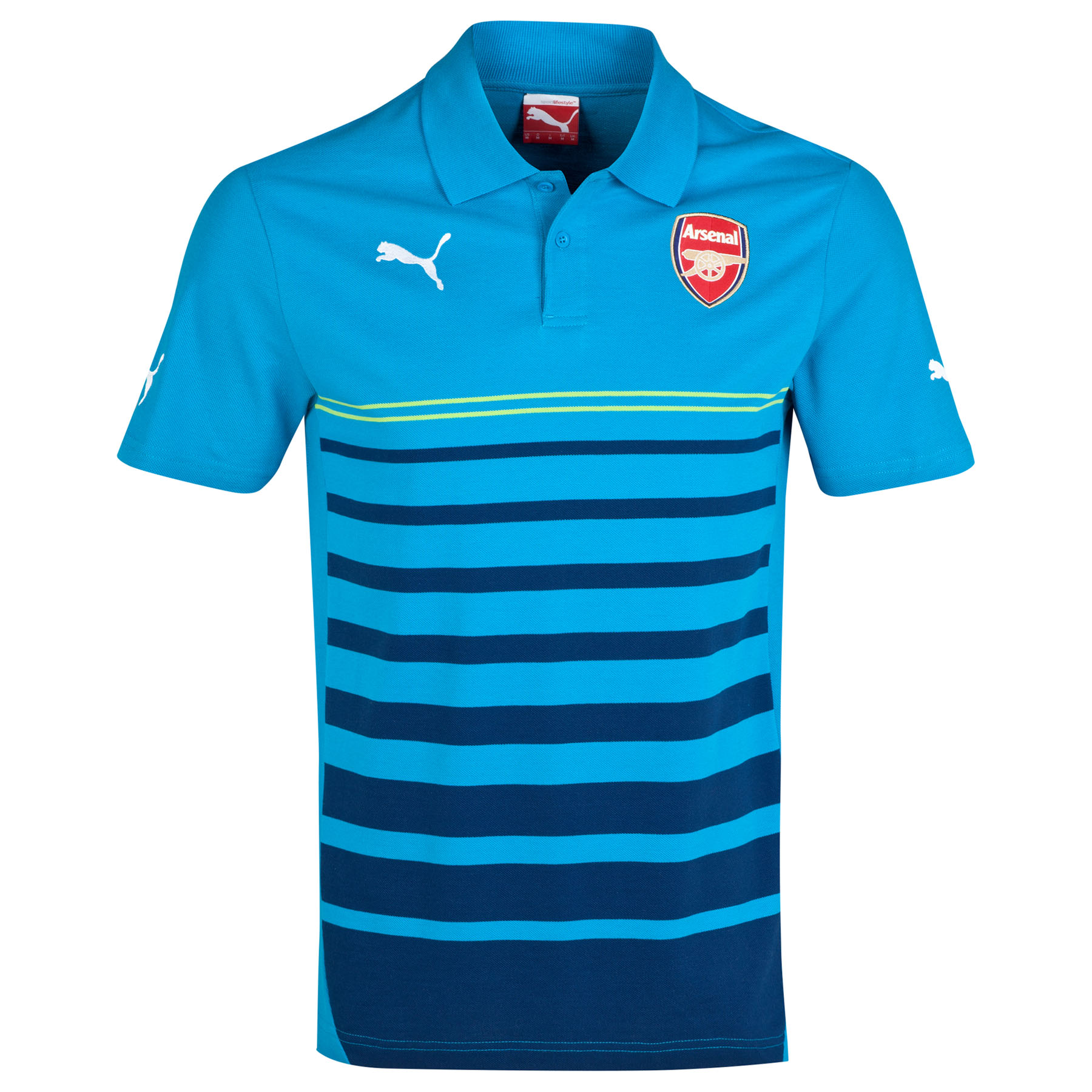 Arsenal UEFA Champions League Training Polo