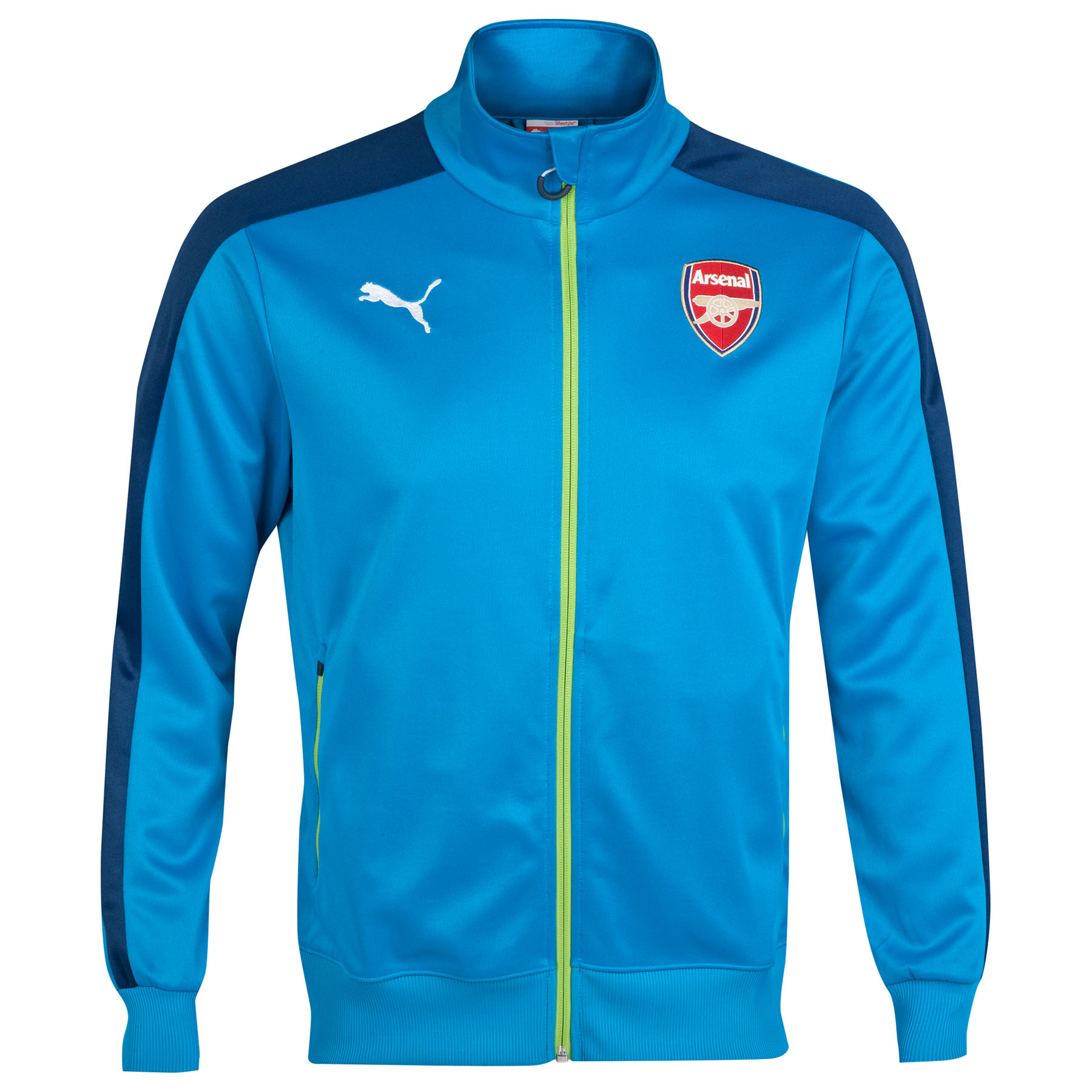 Arsenal UEFA Champions League T7 Anthem Jacket