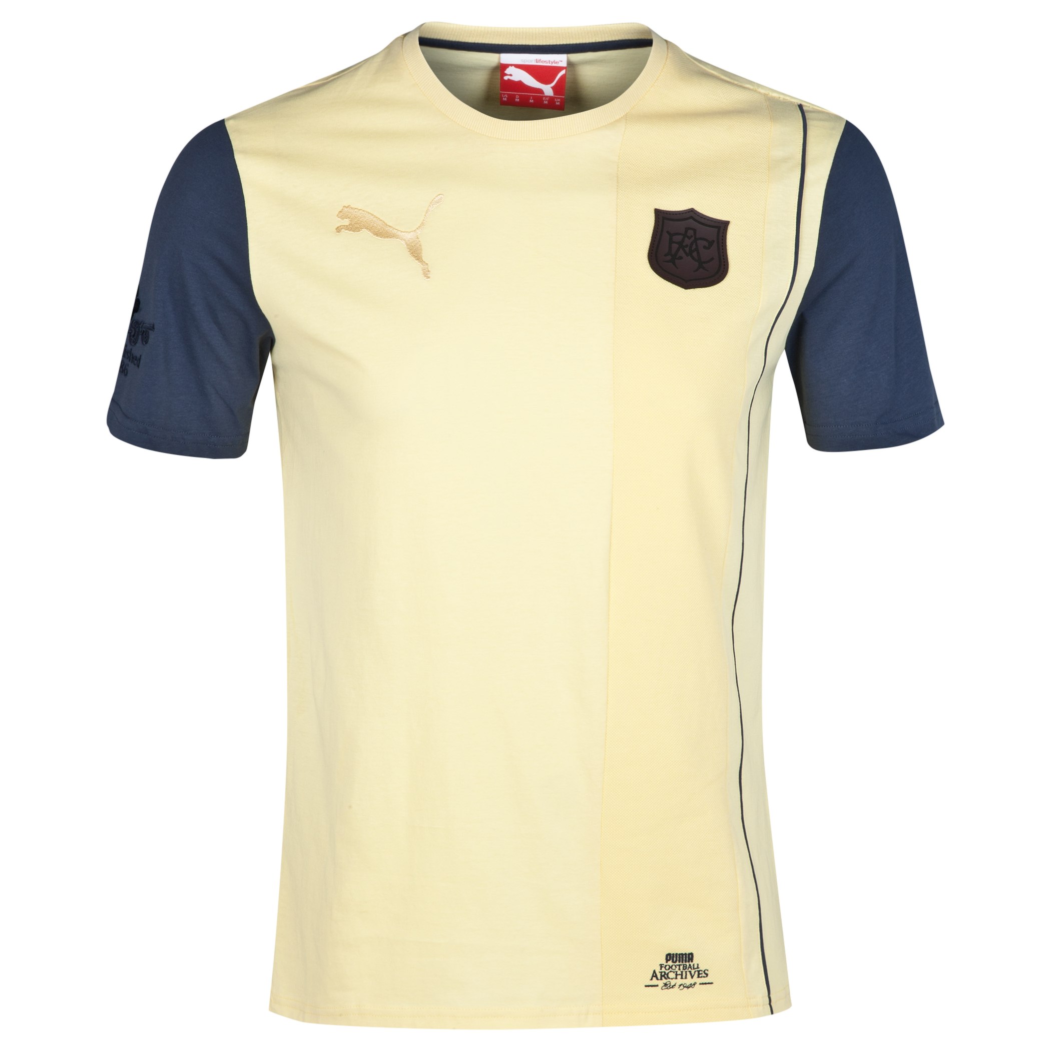 Arsenal Archives Ringer TShirt
