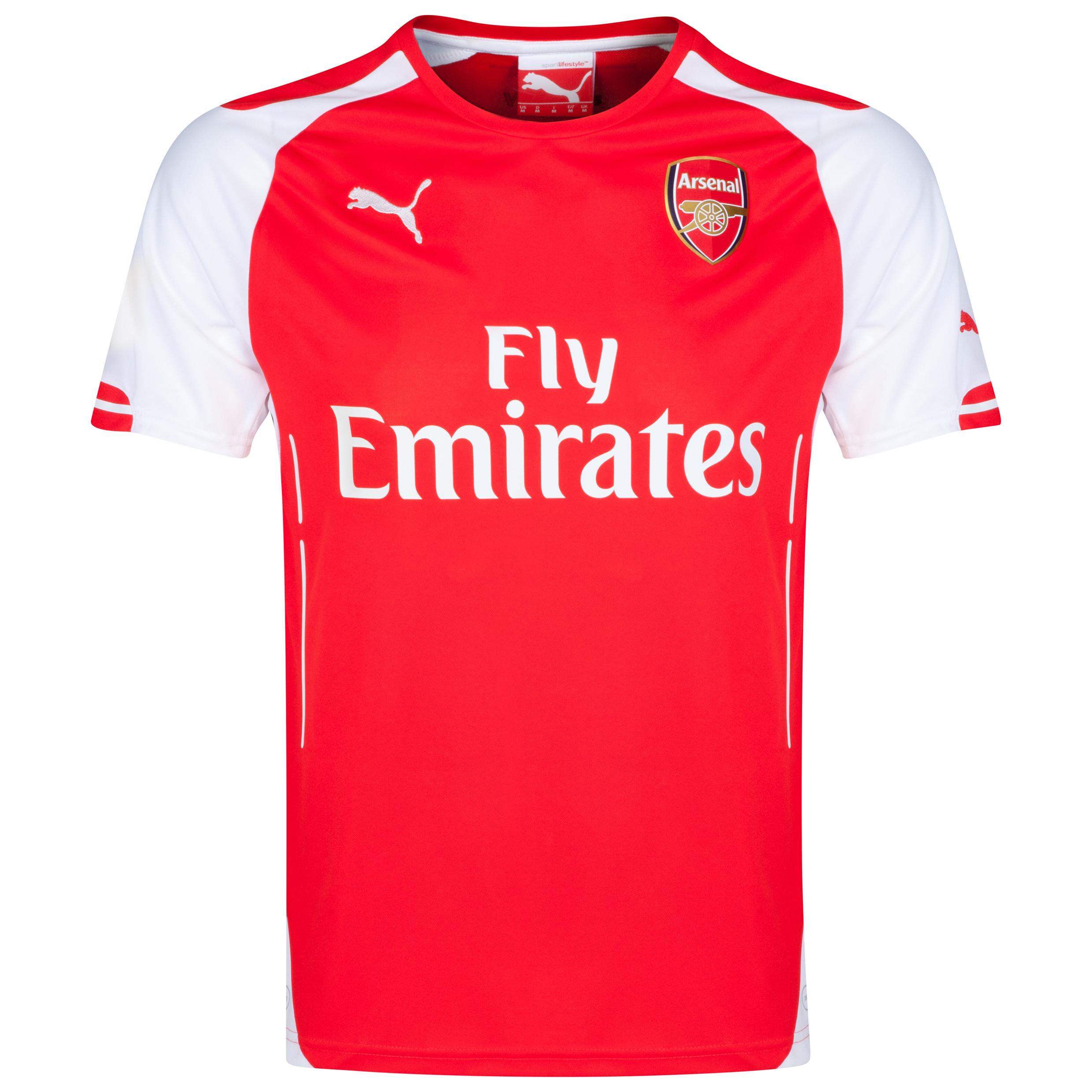 Arsenal Home Shirt 2014/15 - Kids