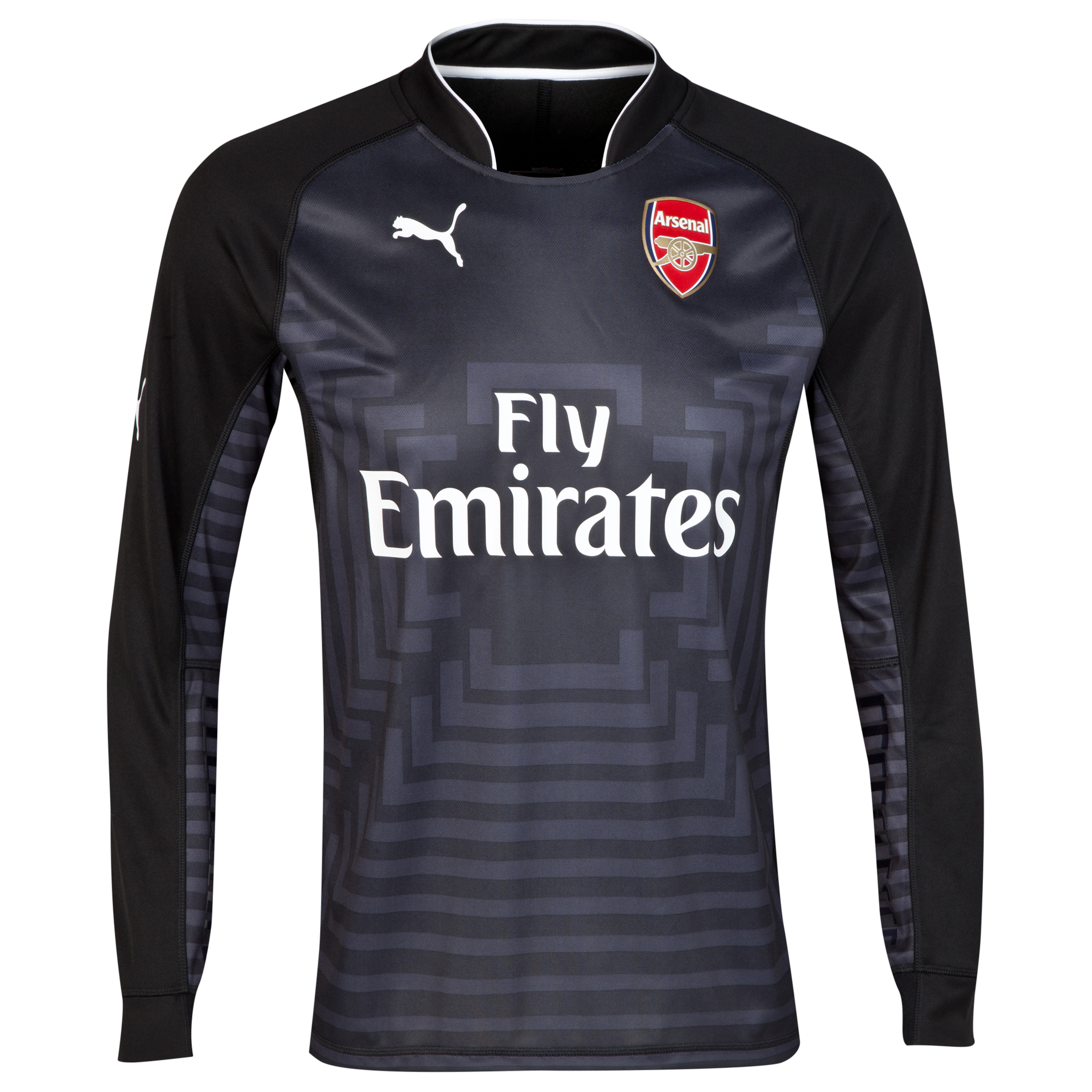 Arsenal Home Goalkeeper Shirt 2014/15 - Kids