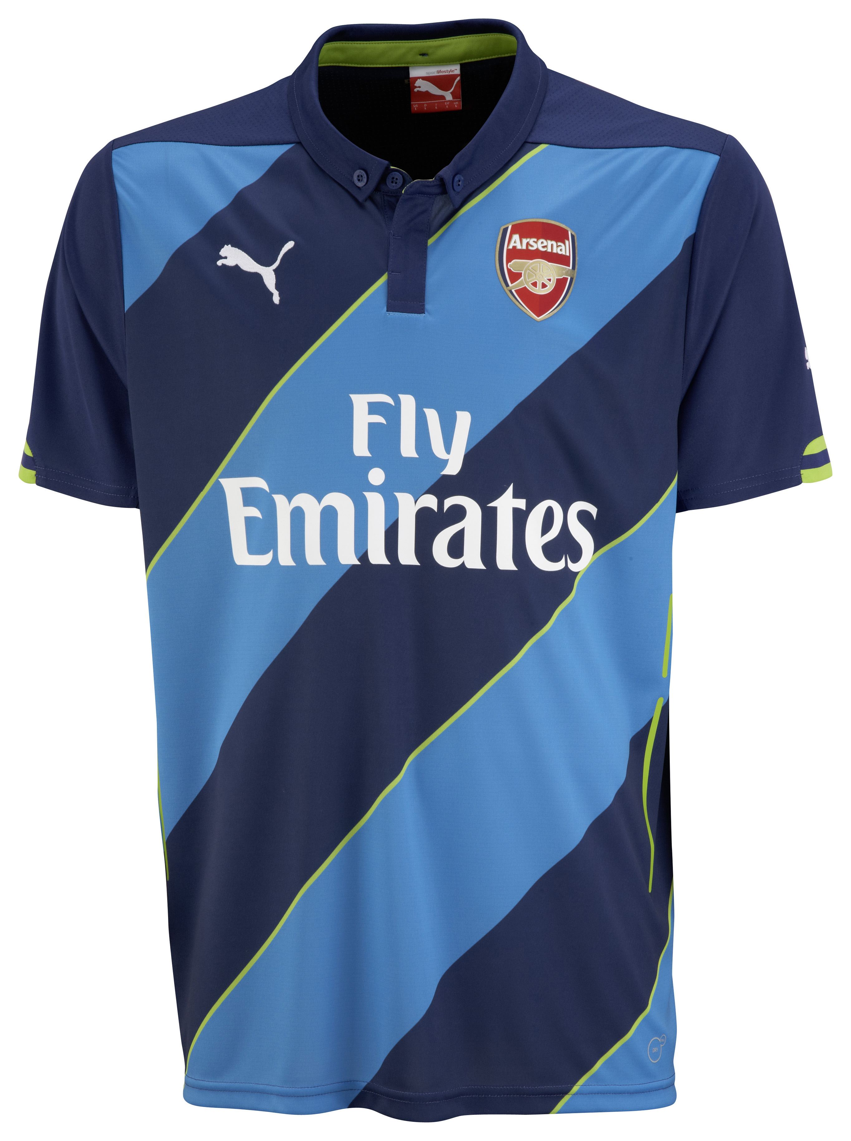 Arsenal 3rd Shirt 2014/15