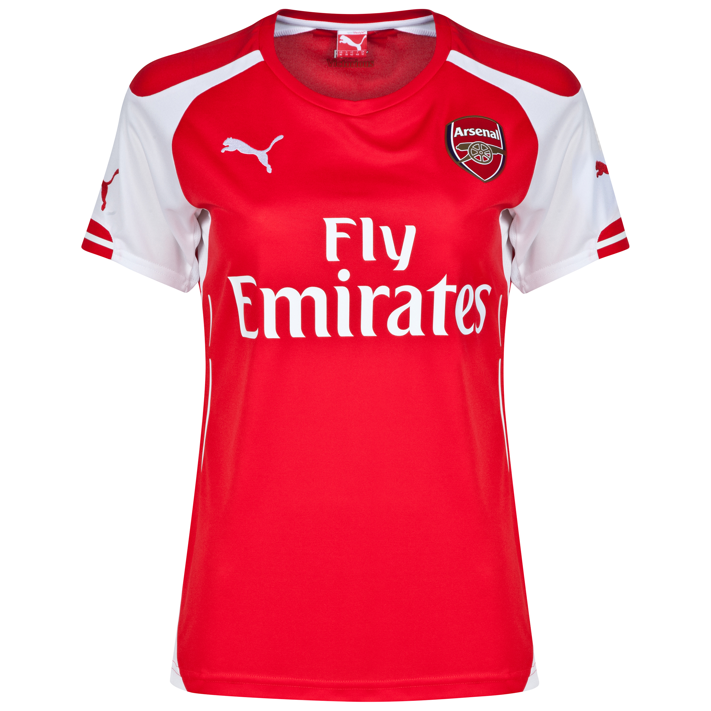 Arsenal Home Shirt 2014/15 - Womens