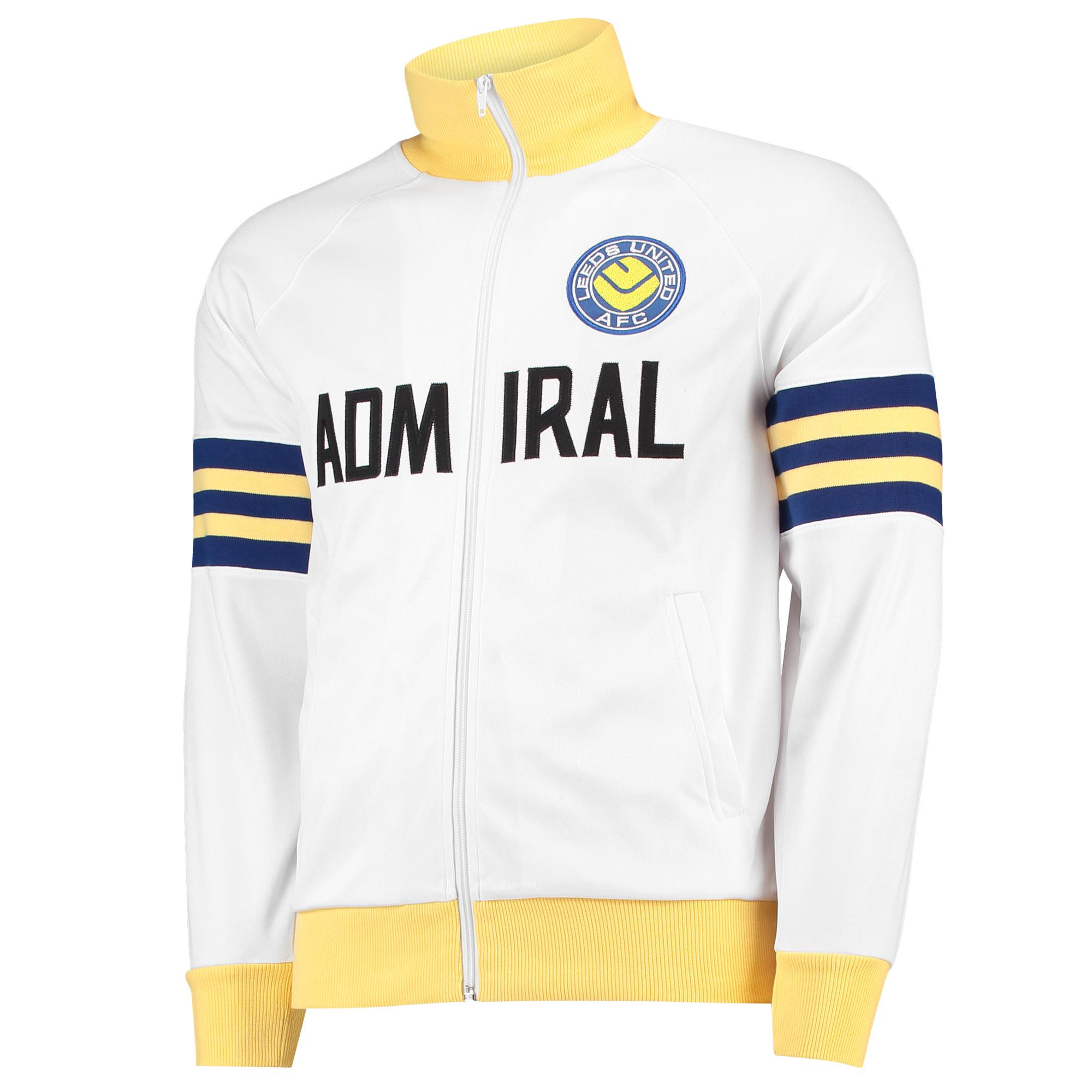 Leeds United 1978 Admiral Track Jacket