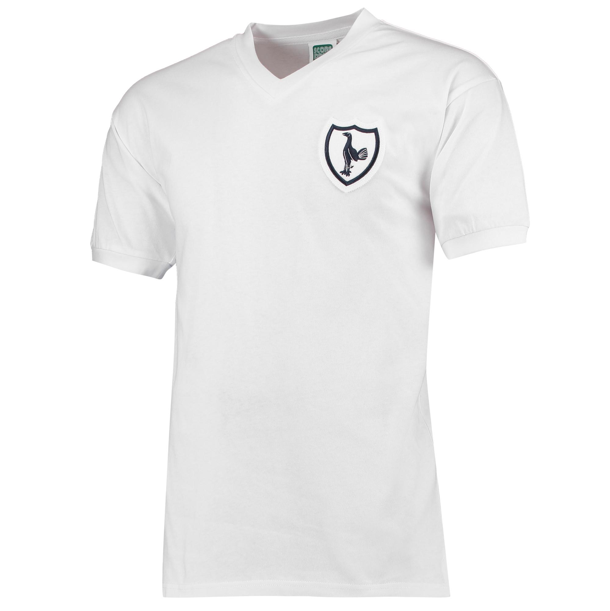 Tottenham Hotspur 1962 No8 shirt