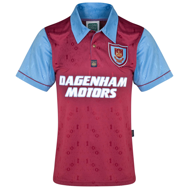 West Ham United 1995 Centenary shirt