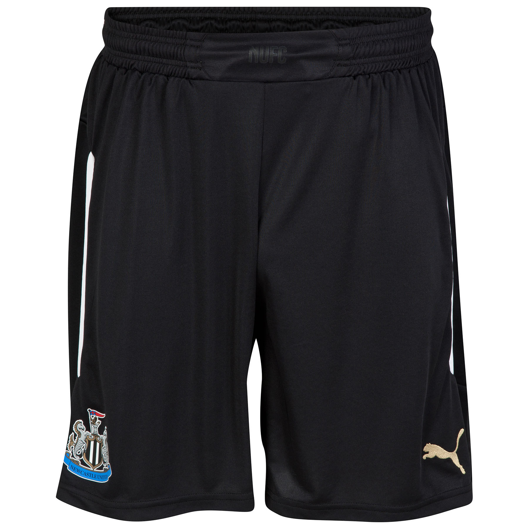 Newcastle United Home Shorts 2014/15