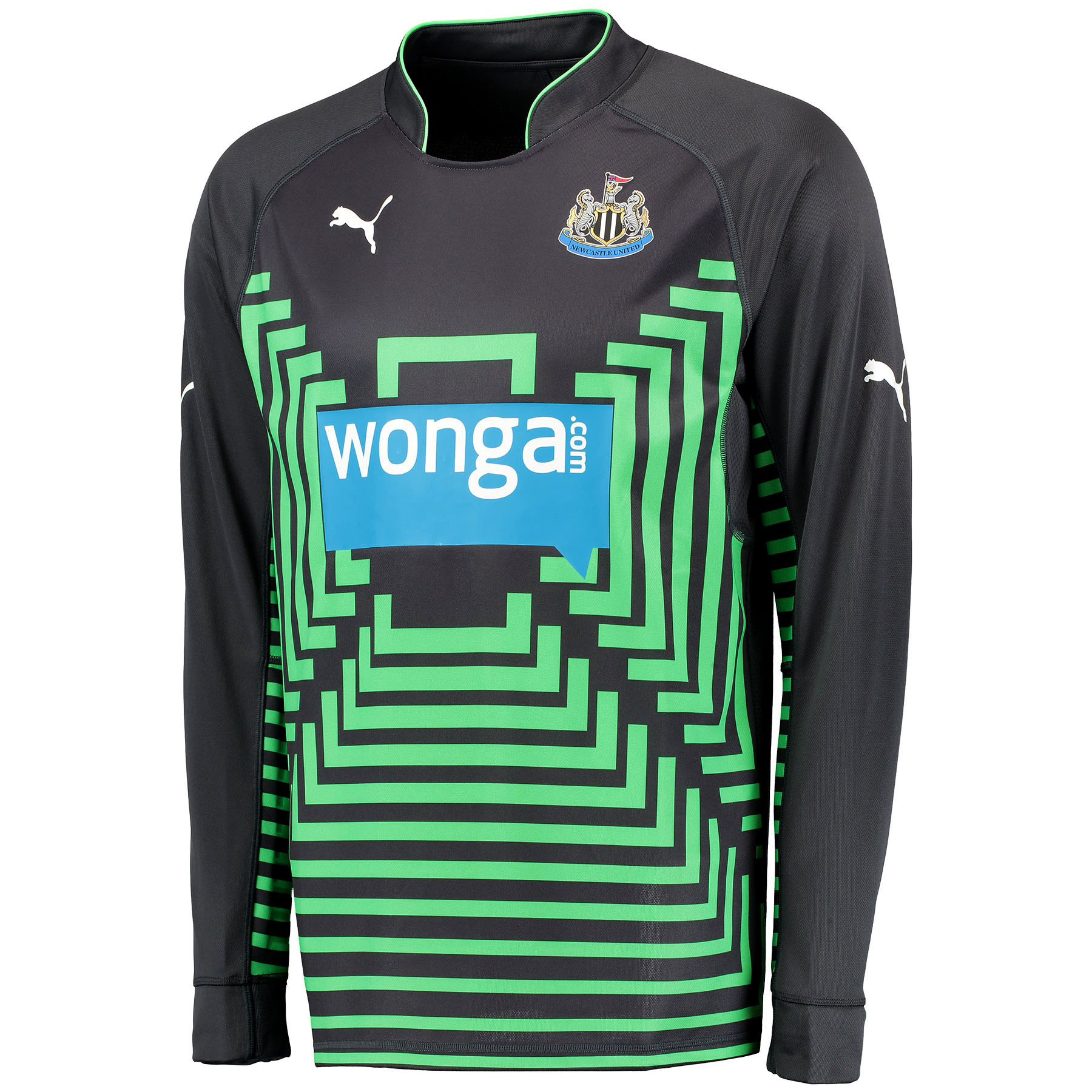 Newcastle United Home Goalkeeper Shirt 2014/15