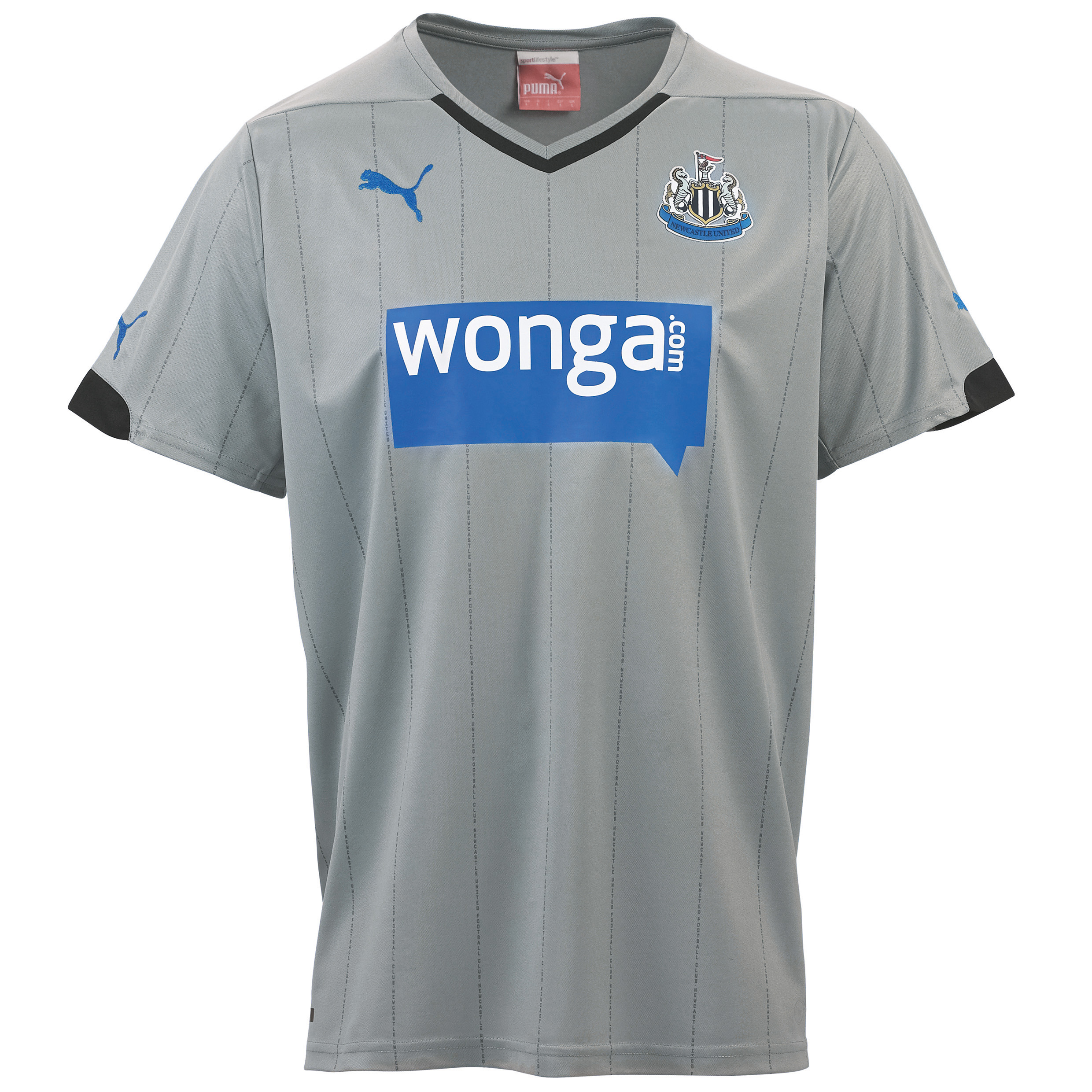 Newcastle United Away Shirt 2014/15