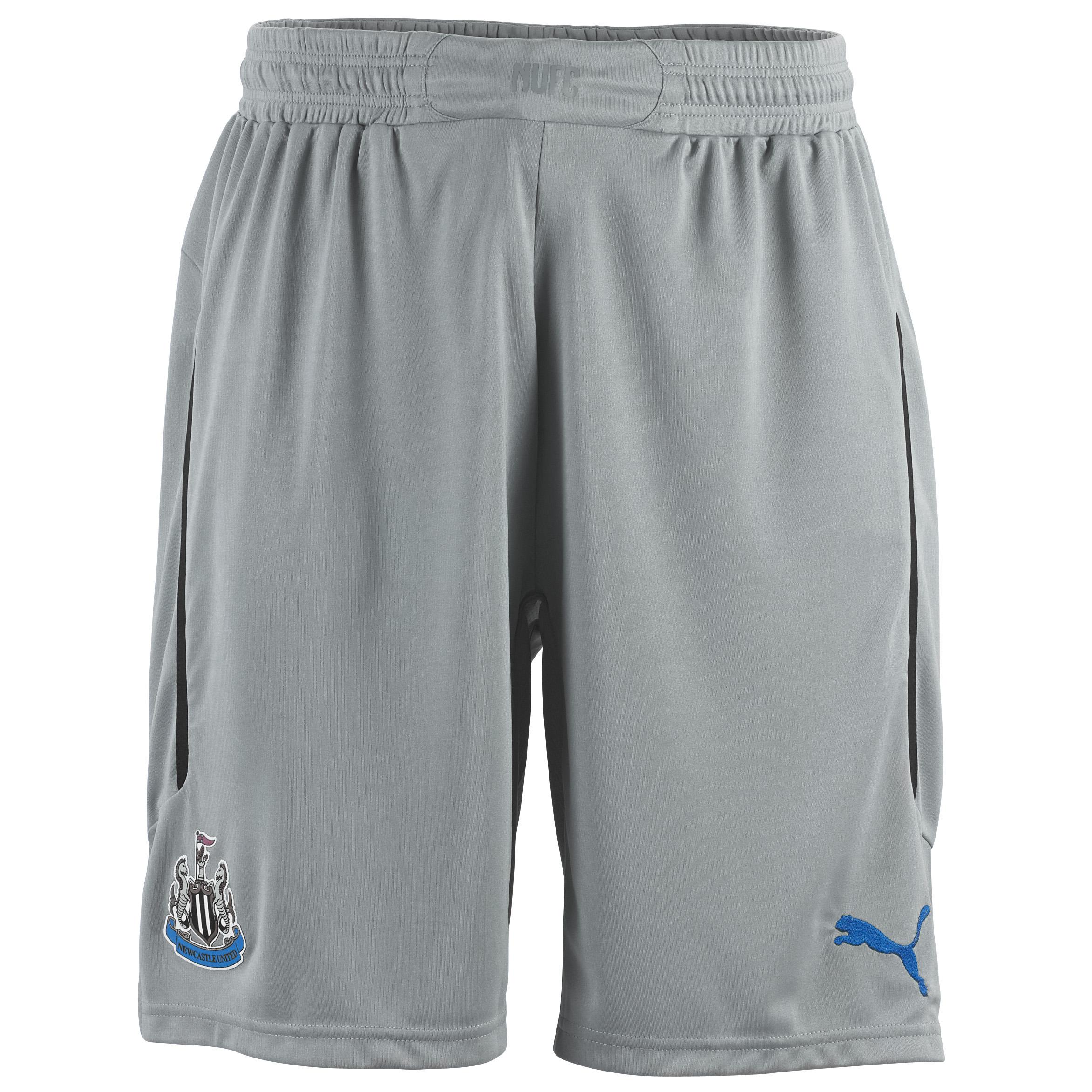 Newcastle United Away Shorts 201415