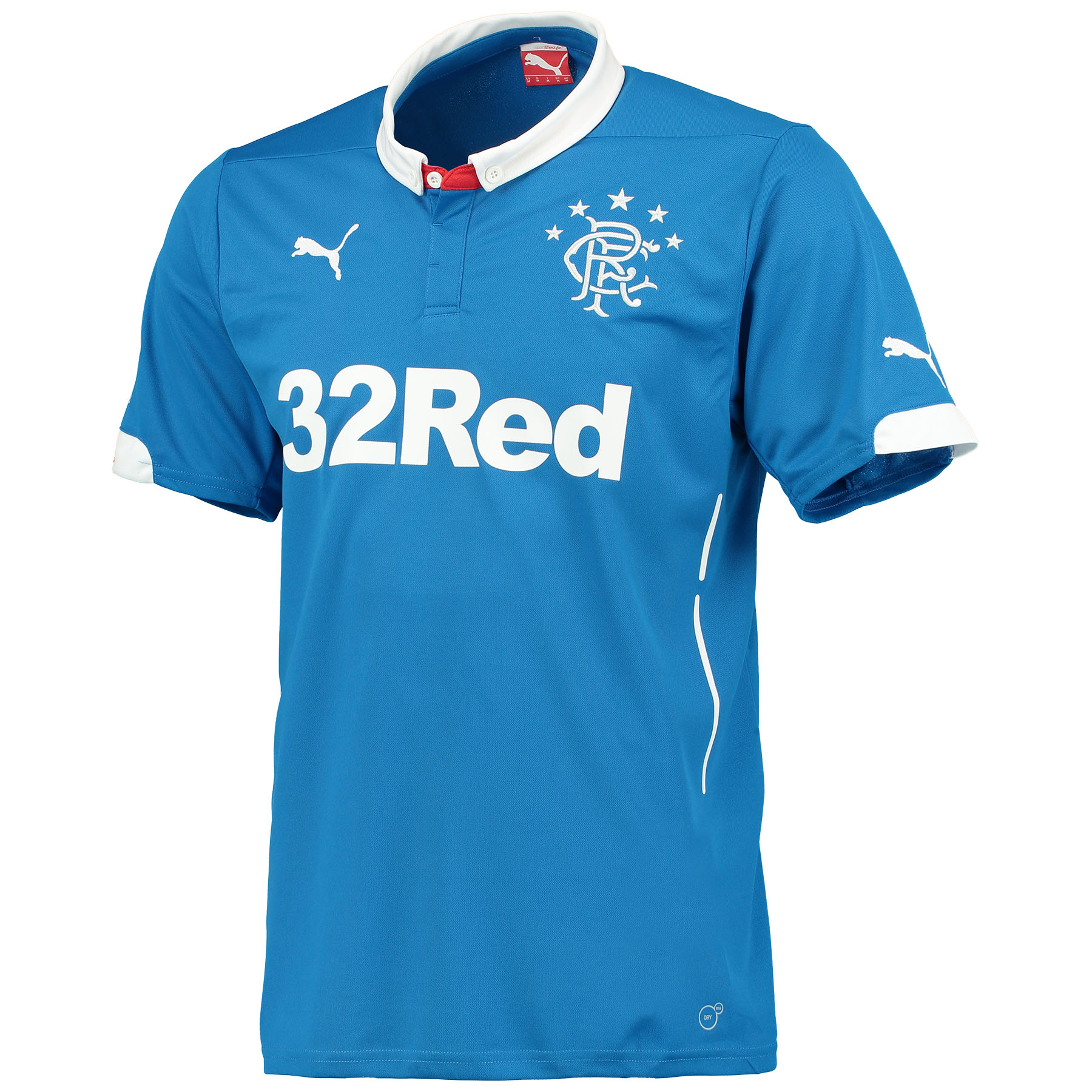 Glasgow Rangers Home Shirt 2014/15
