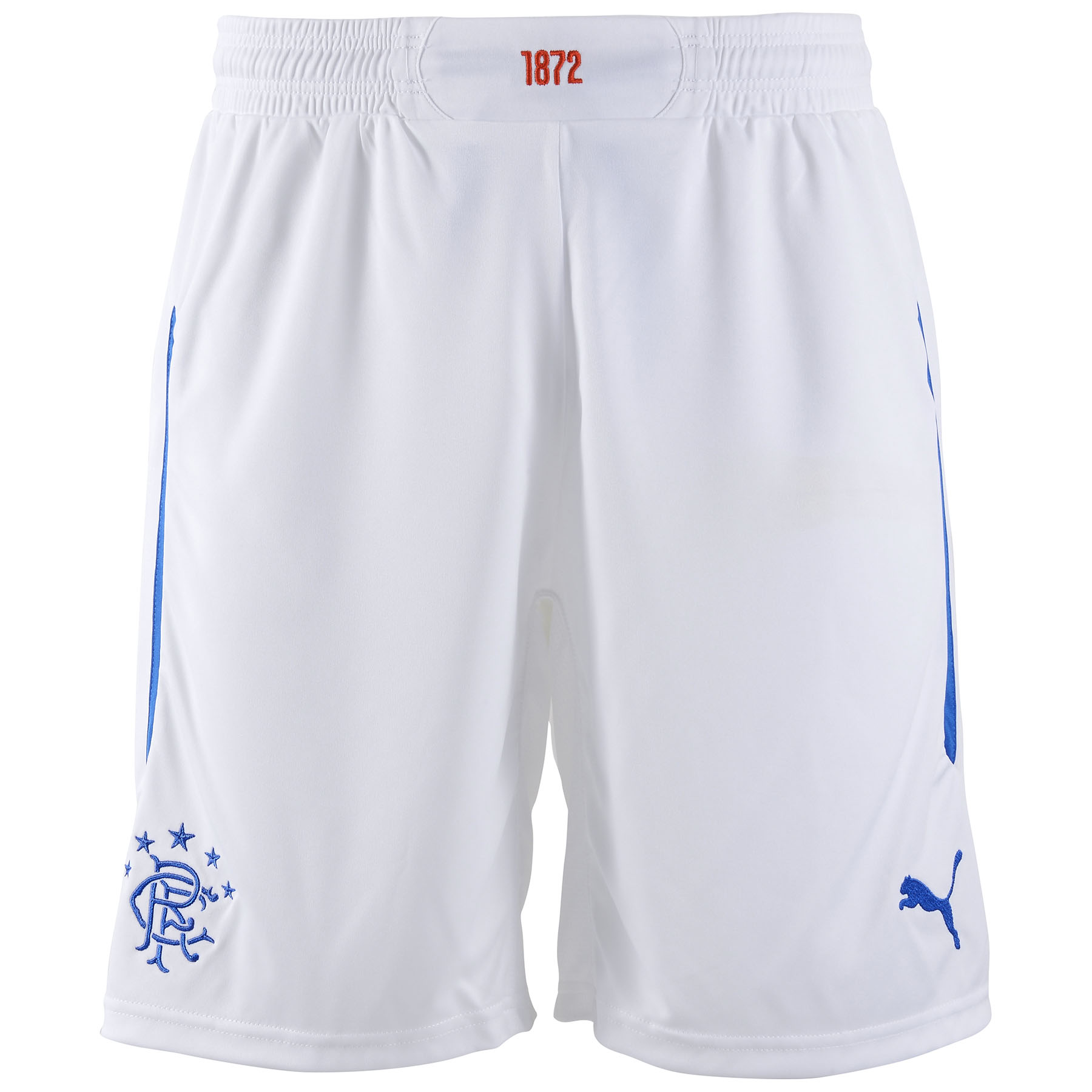 Glasgow Rangers Home Shorts 2014/15