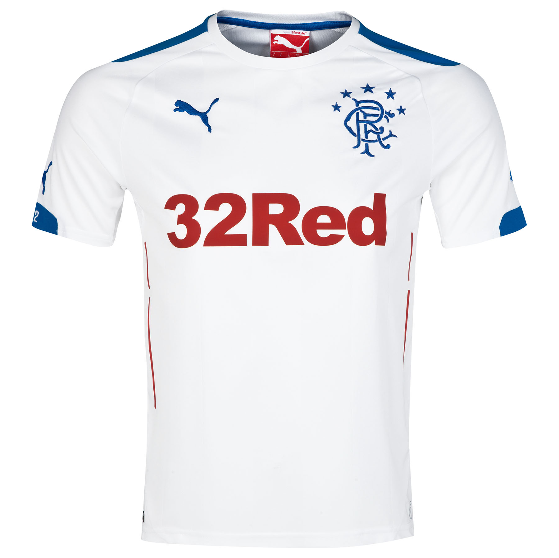 Glasgow Rangers Away Shirt 2014/15