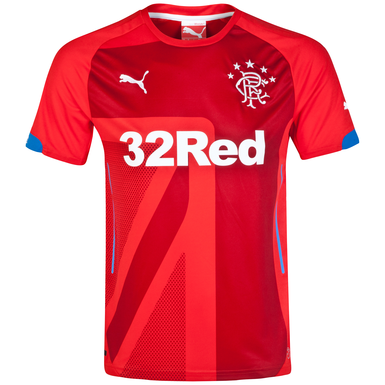 Glasgow Rangers 3rd Shirt 2014/15