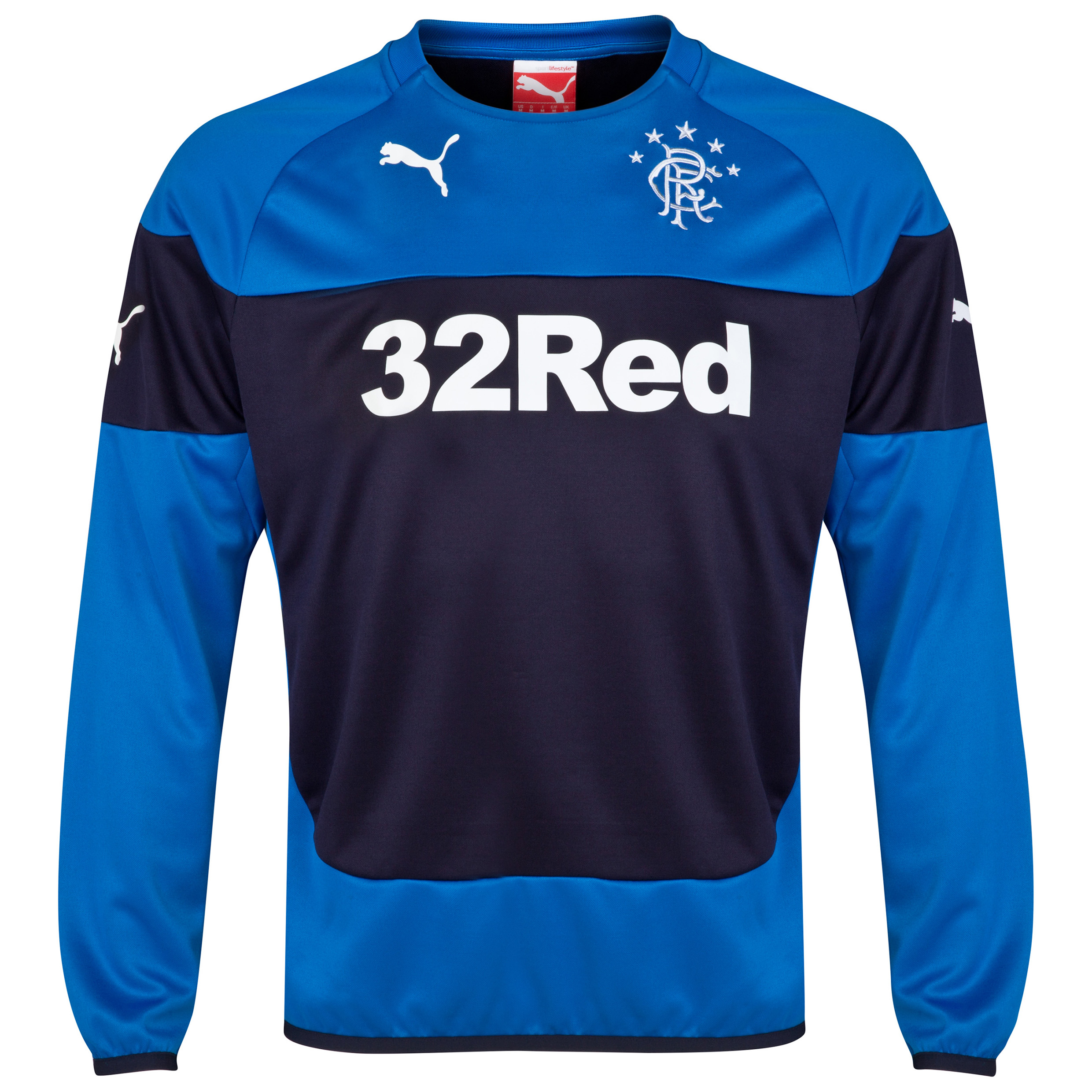 Glasgow Rangers Training Sweatshirt