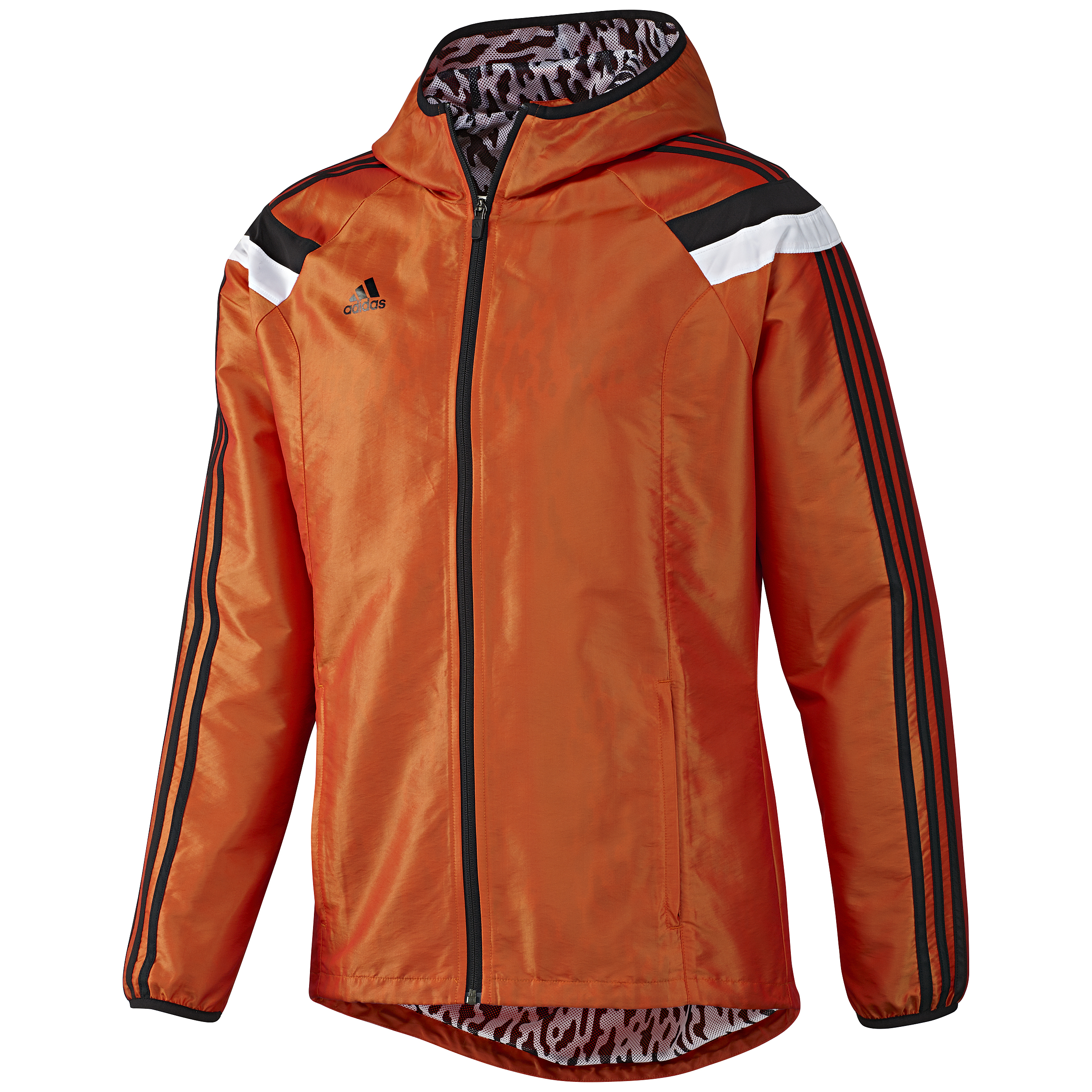 Adidas World Cup Woven Jacket Orange