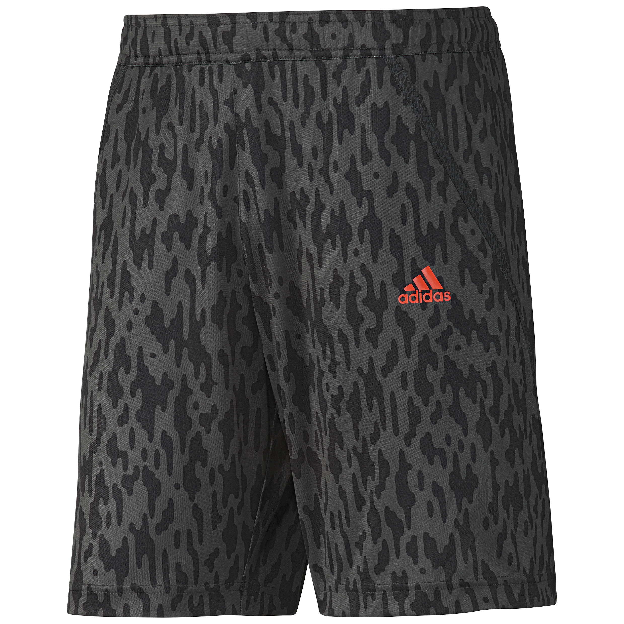 Adidas World Cup Short - Kids Dk Grey