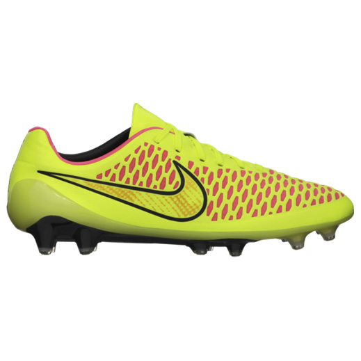 Nike Magista Opus Firm Ground Football Boots Yellow